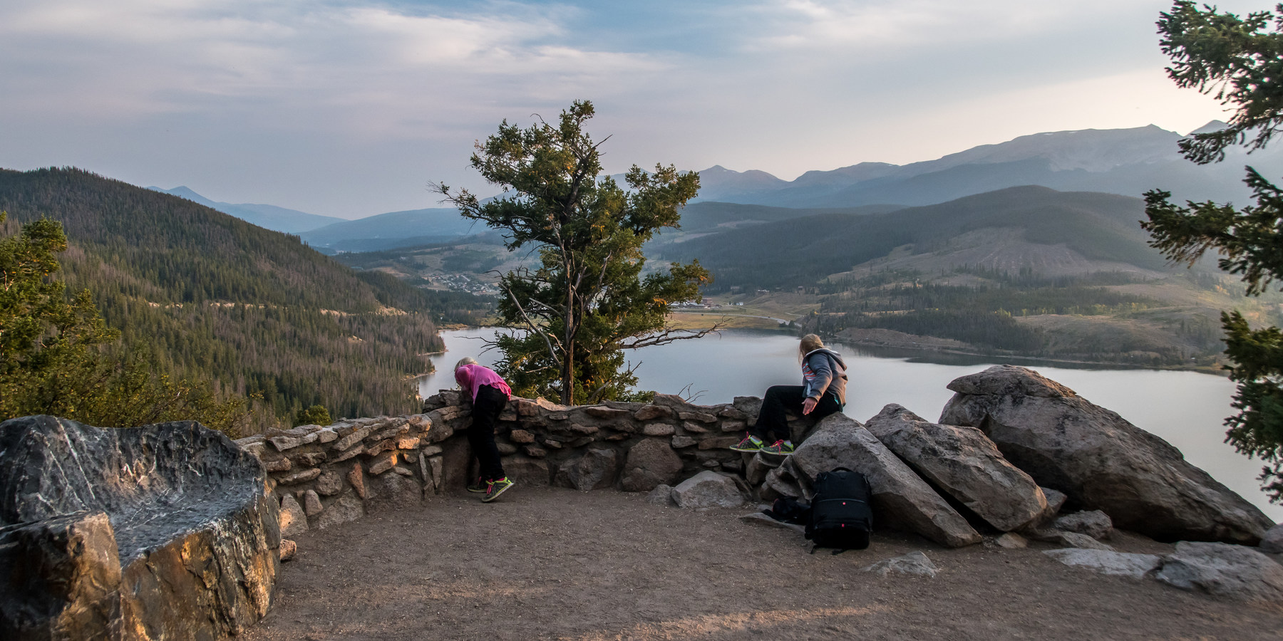 Sapphire Point Trail Outdoor Project