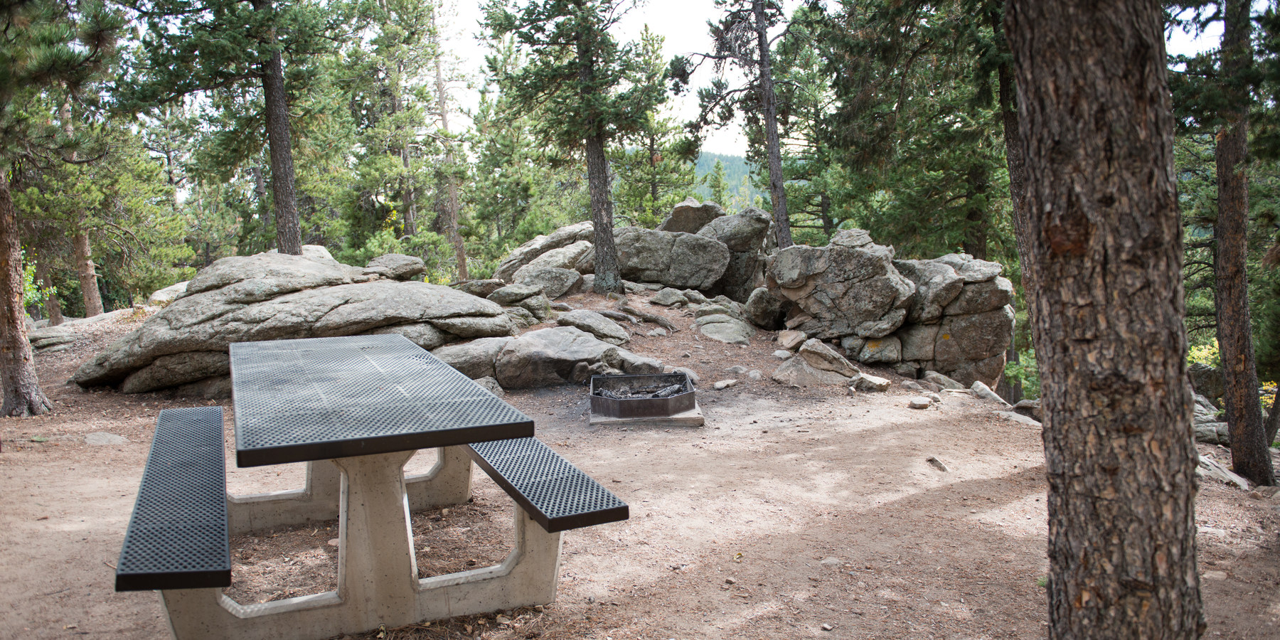 Aspen Meadows Campground Outdoor Project