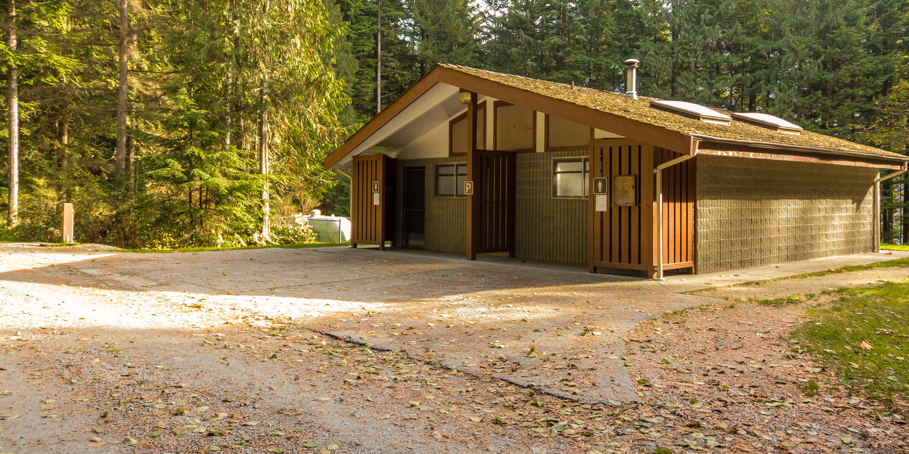gold creek campground outdoor project