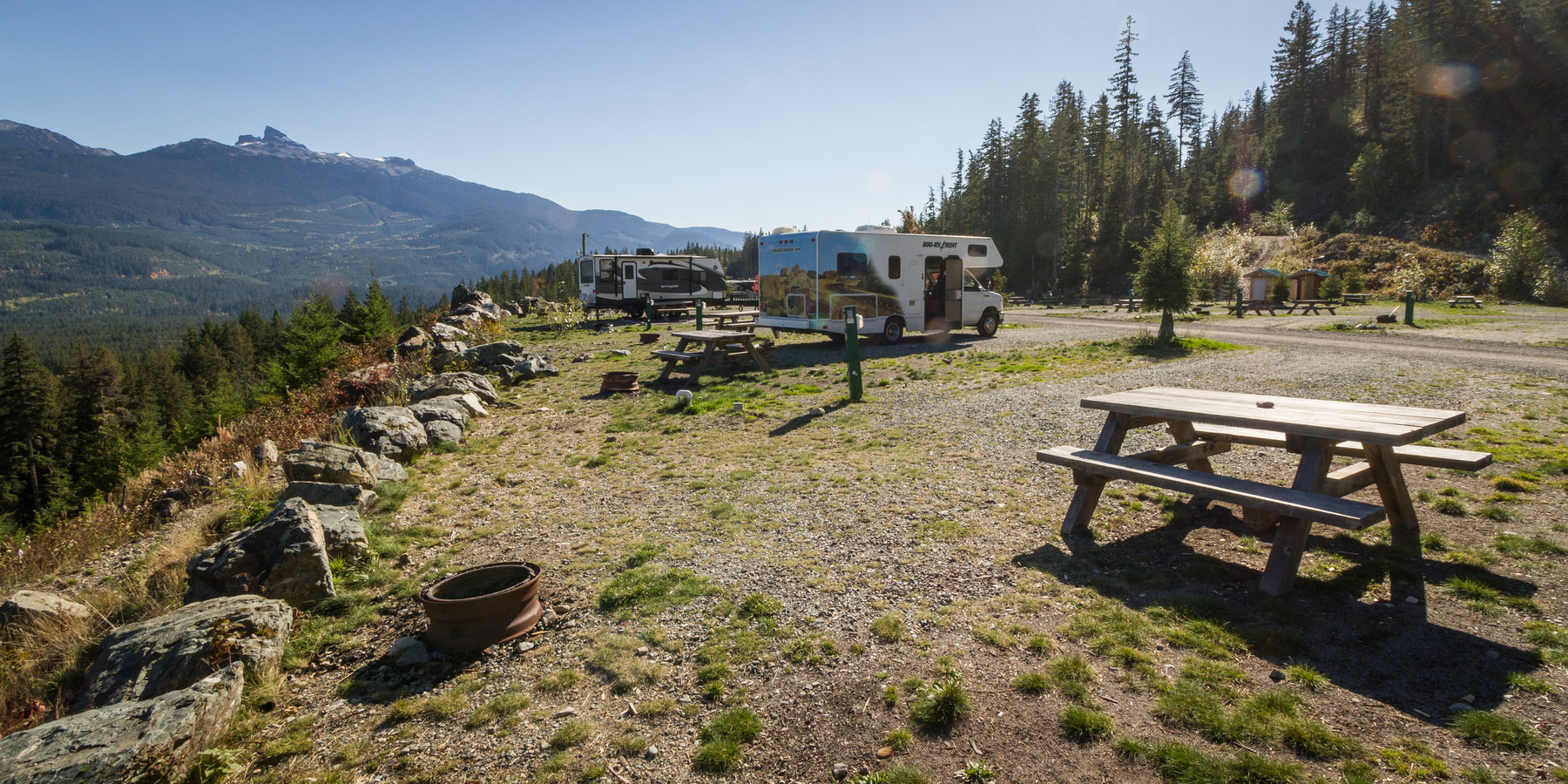 Whistler RV Park Campground