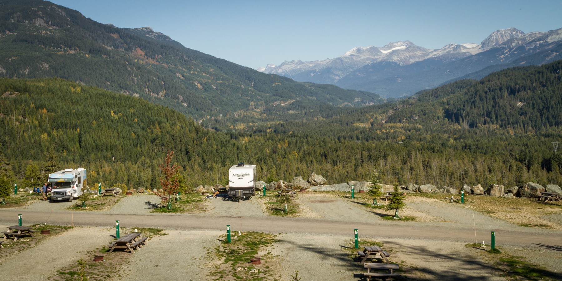 Whistler Rv Park Campground Outdoor Project