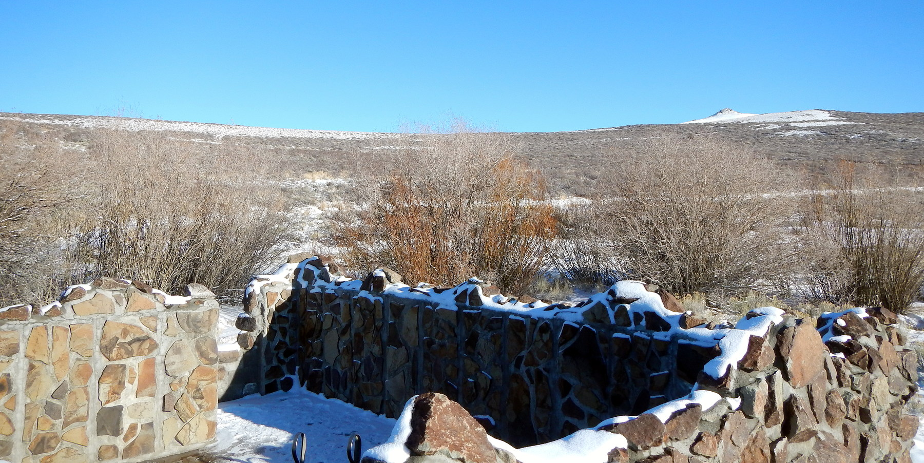 Hart Mountain Hot Springs - SoakOregon.com