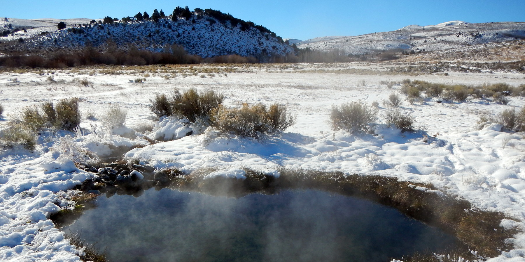 Best Natural Hot Springs In Montana