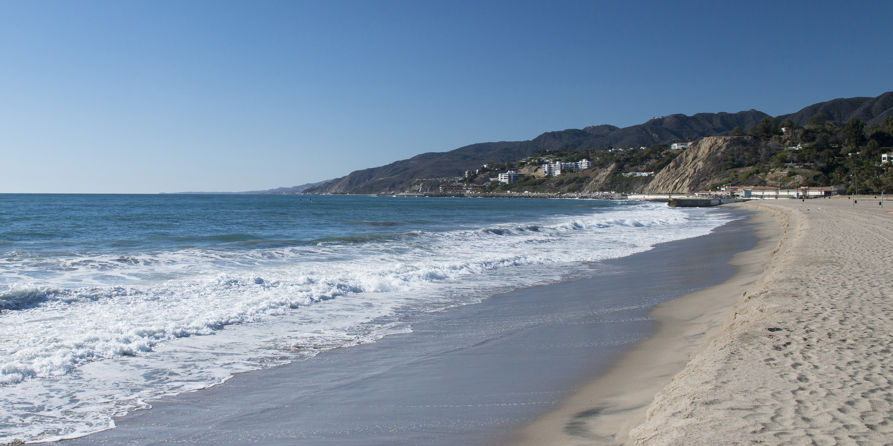 Will Rogers State Beach