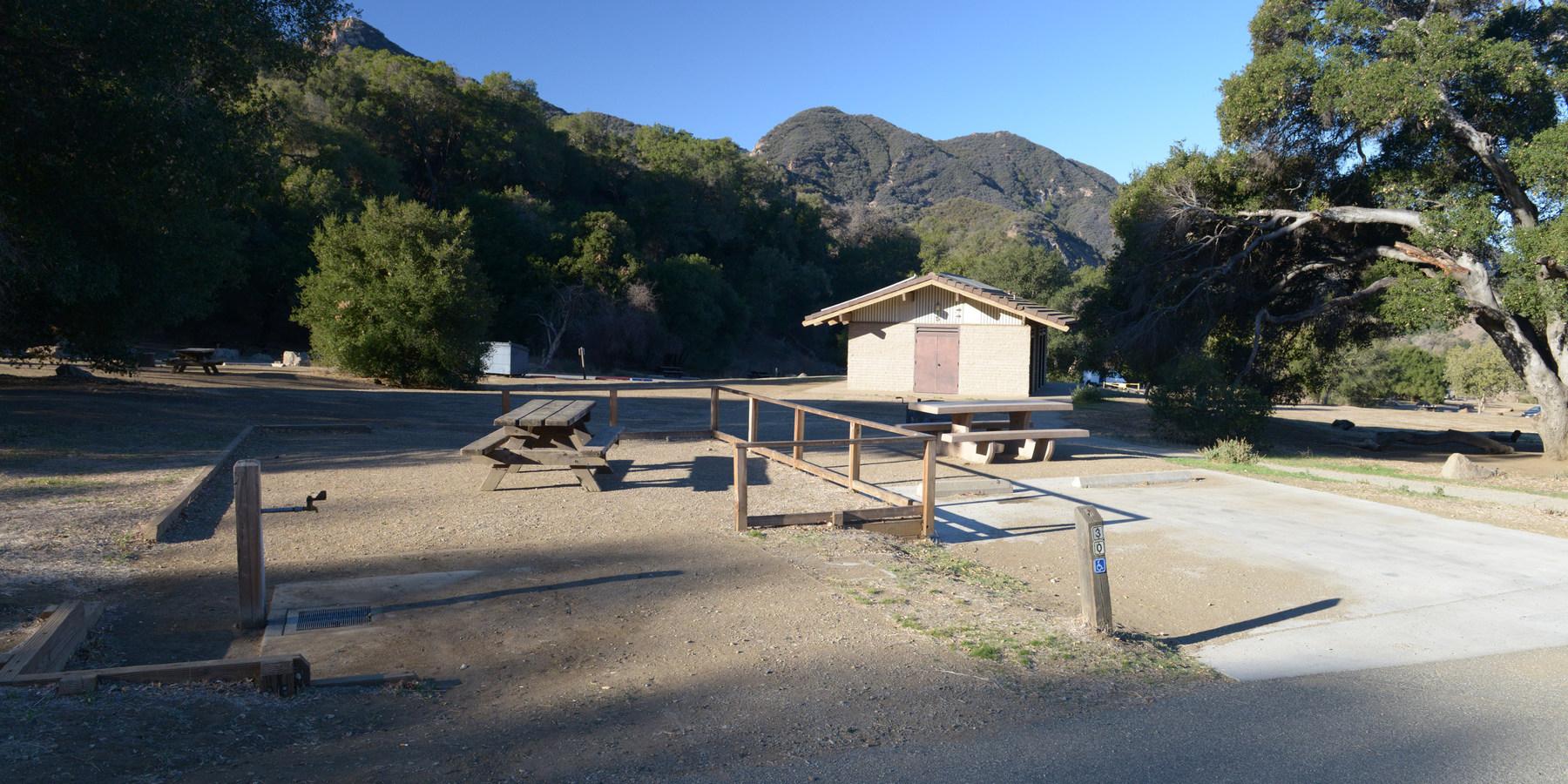Malibu Creek State Park Camping Dogs