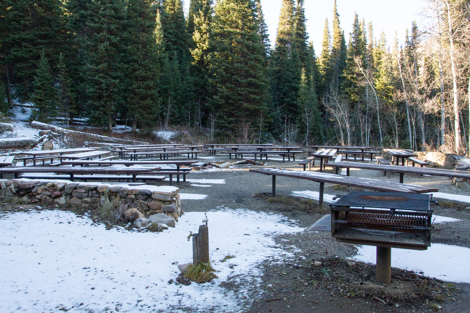 Jordan Pines Group Campground | Outdoor Project