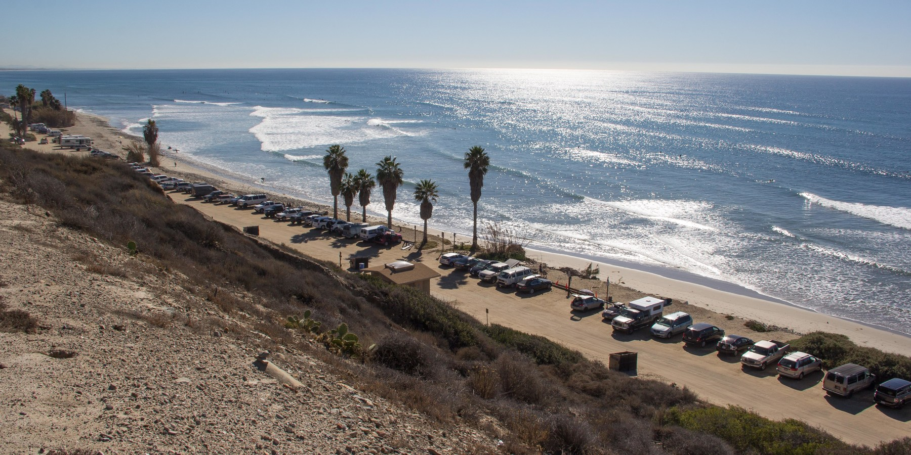 San Onofre State Beach Camping Playground And Camp Photos