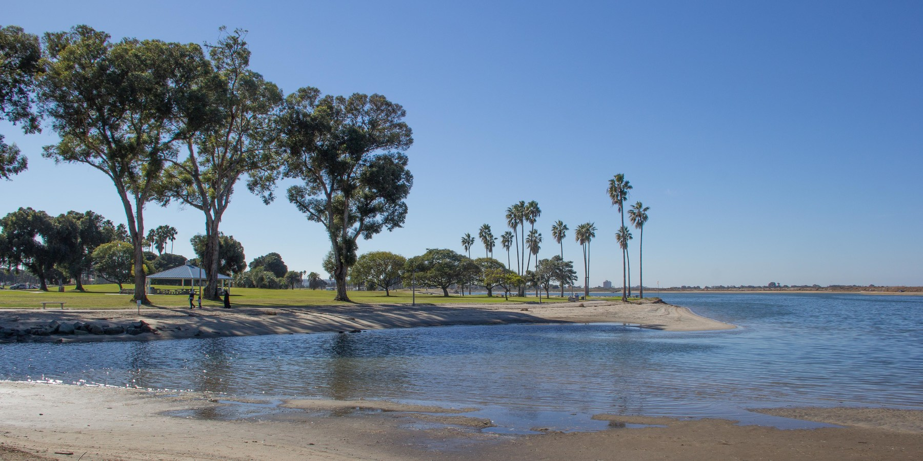 Mission Bay Park Outdoor Project
