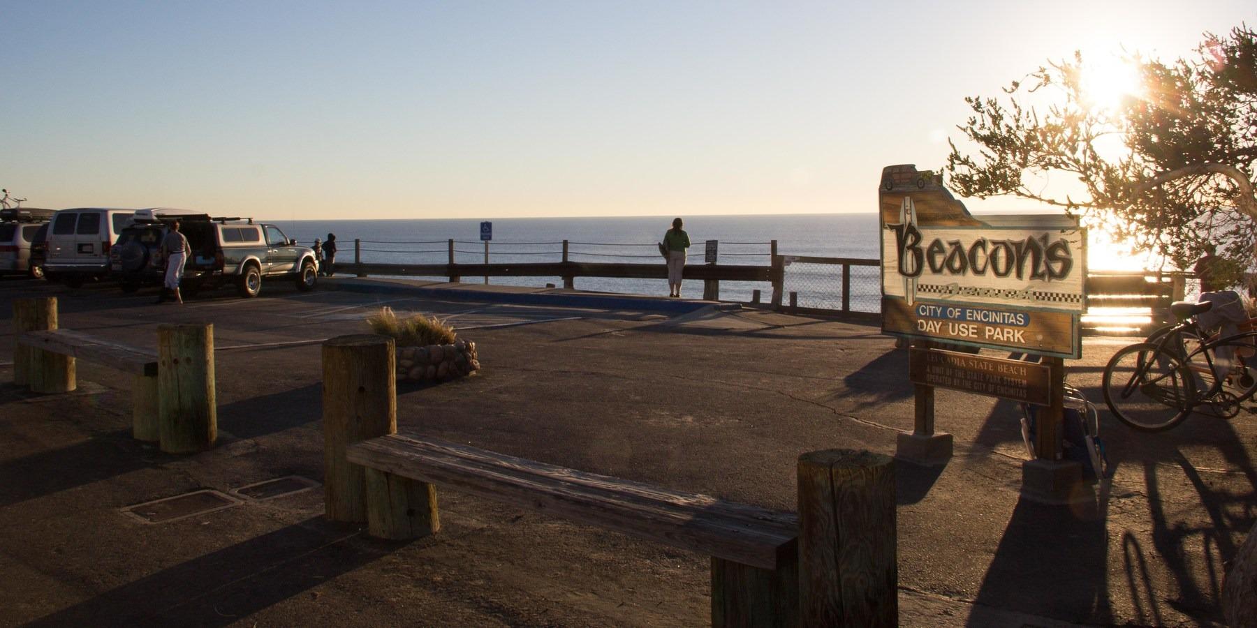 Access To Leucadia State Beach Beacon S