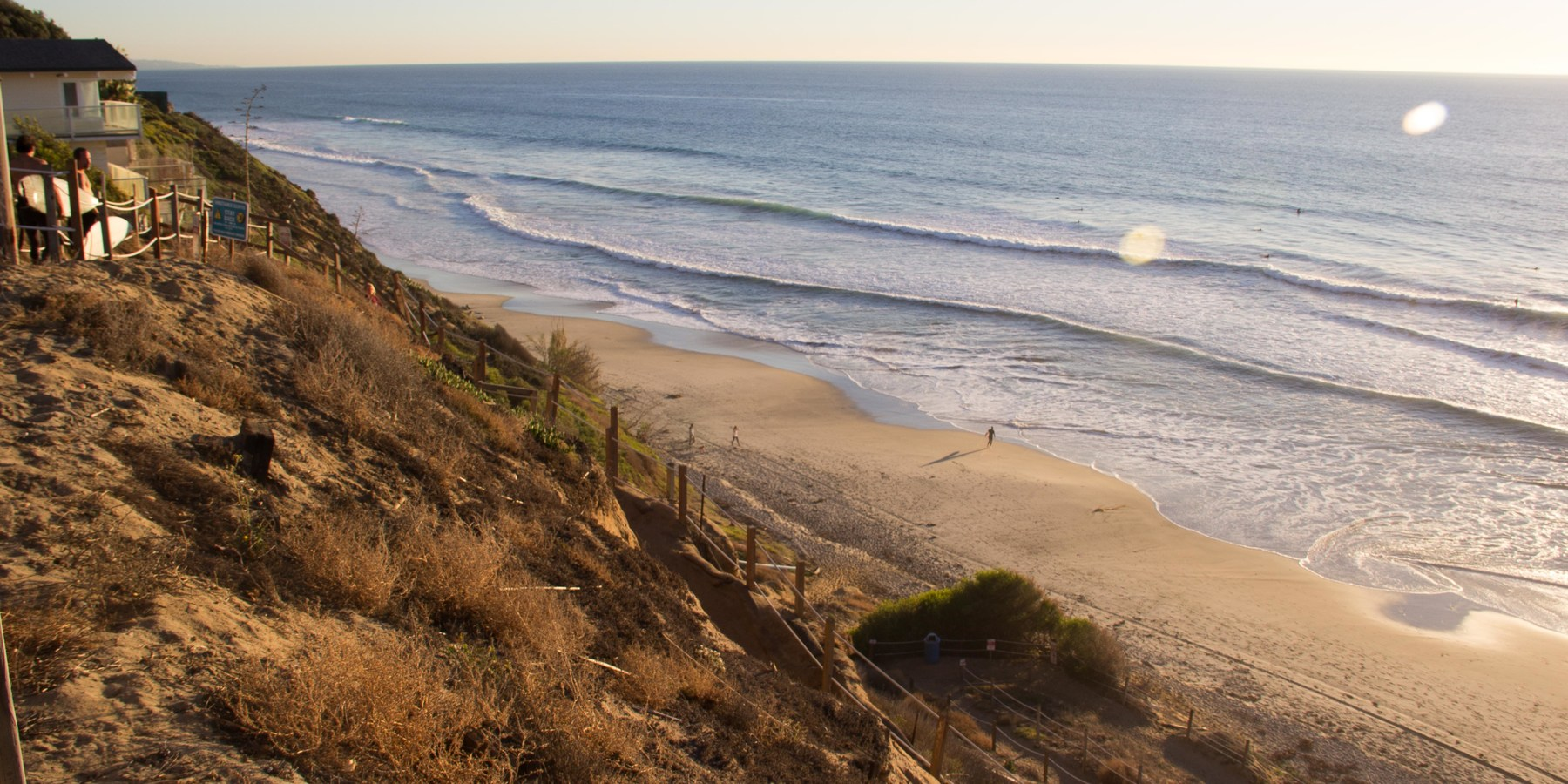 Leucadia State Beach Beacon S