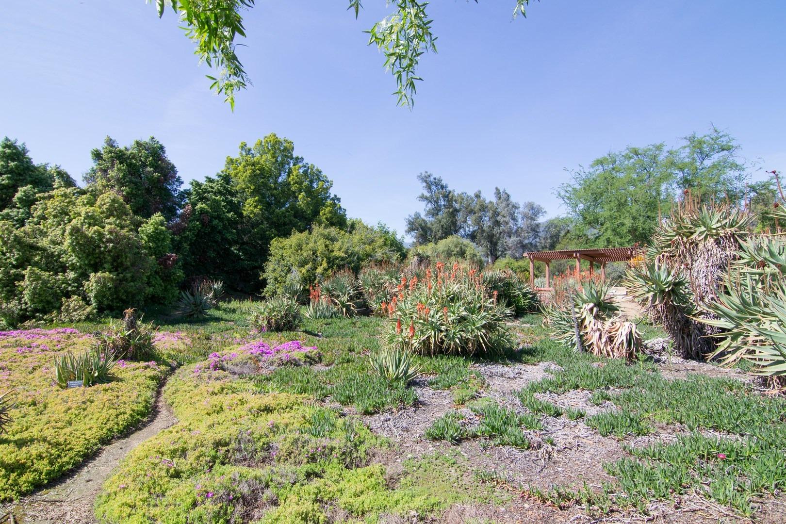 Los Angeles County Arboretum Botanic Garden Outdoor Project