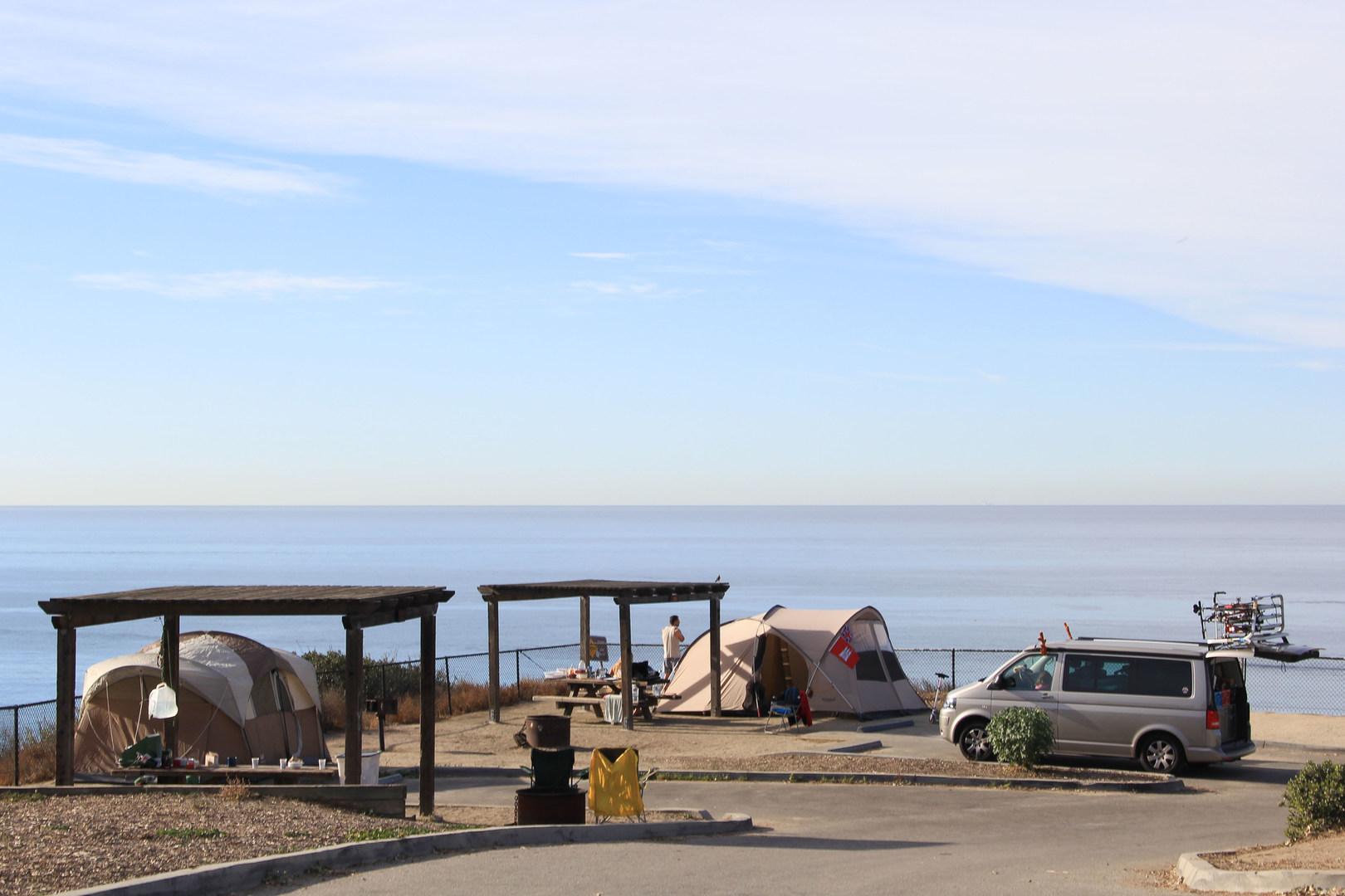 Camping Long Beach Ca