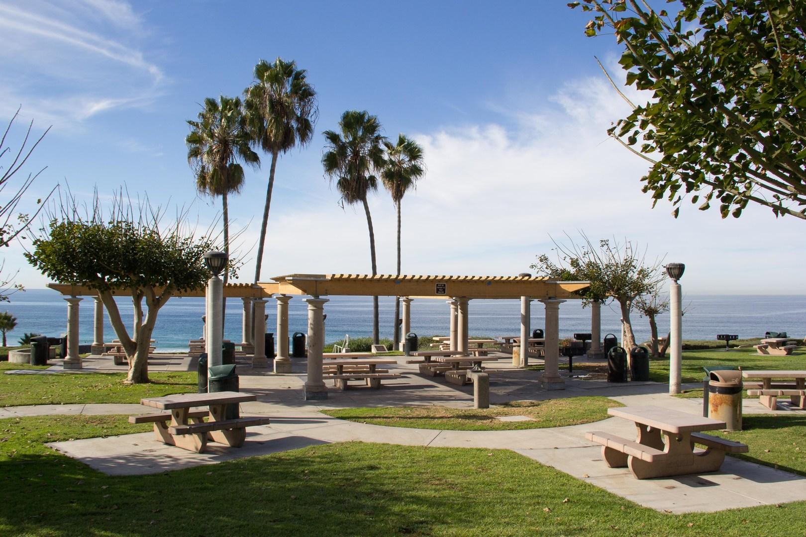 Salt Creek Beach Park beaches in California
