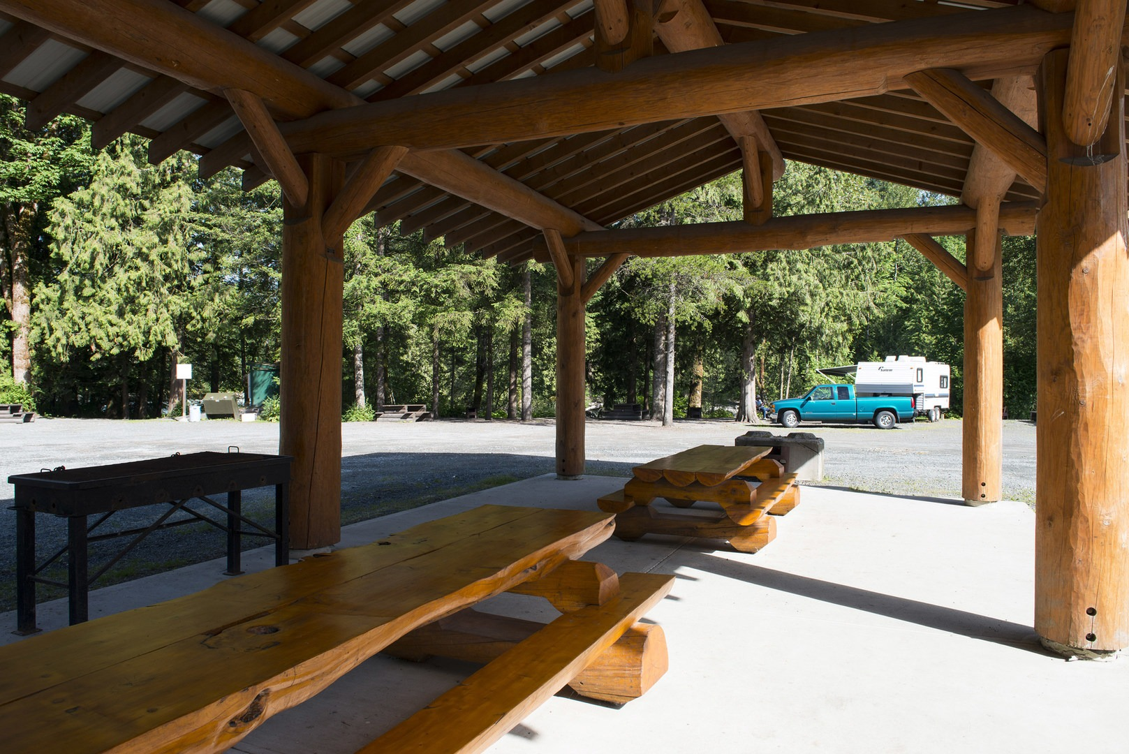 Tamihi Creek East Recreation Site Campground | Outdoor Project