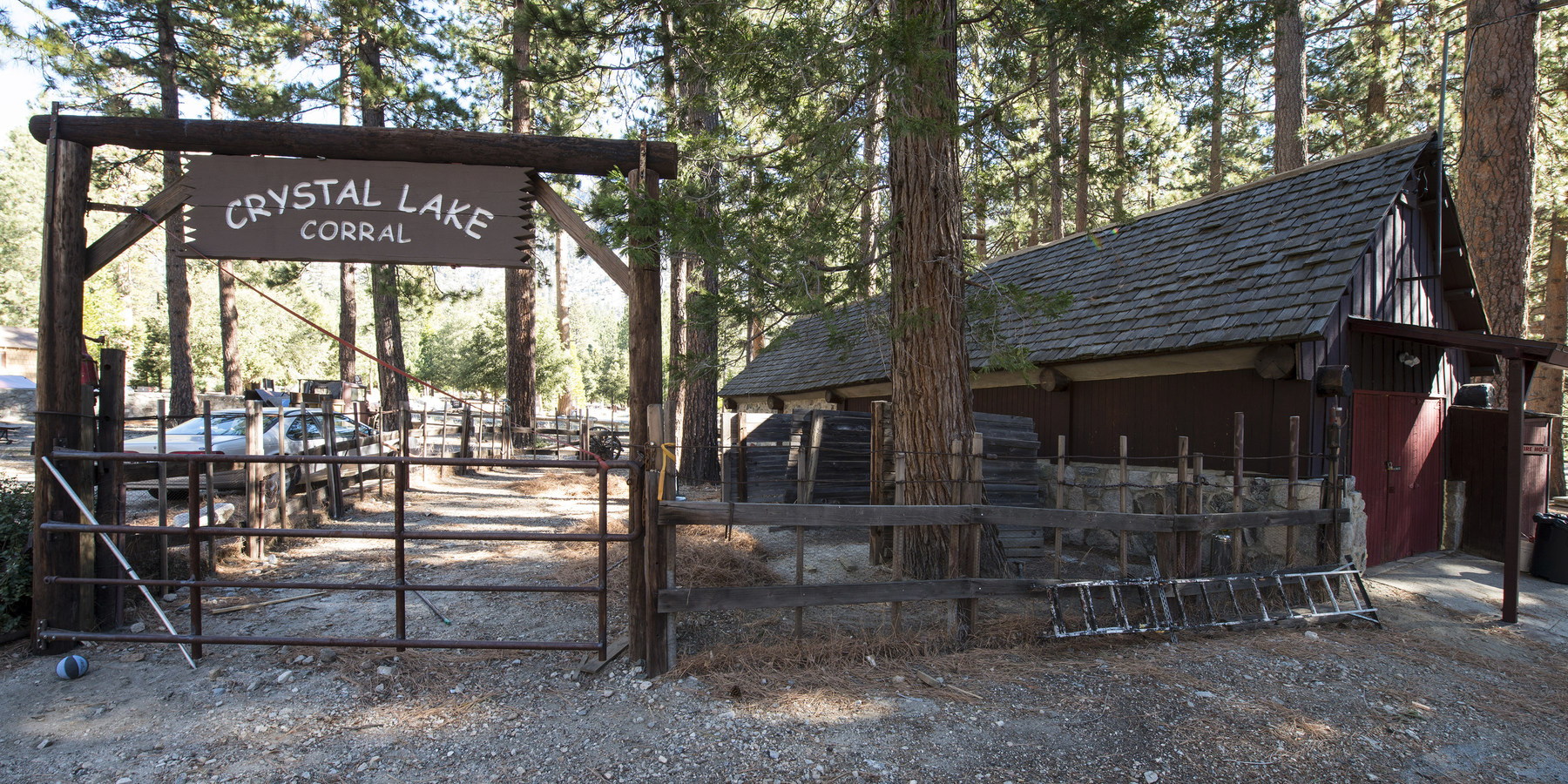 Crystal Lake Recreation Area Campground | Outdoor Project