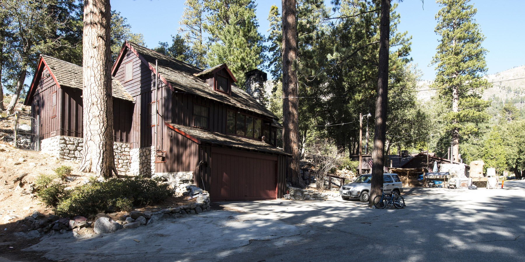 Crystal Lake Recreation Area Campground - Angeles National ...