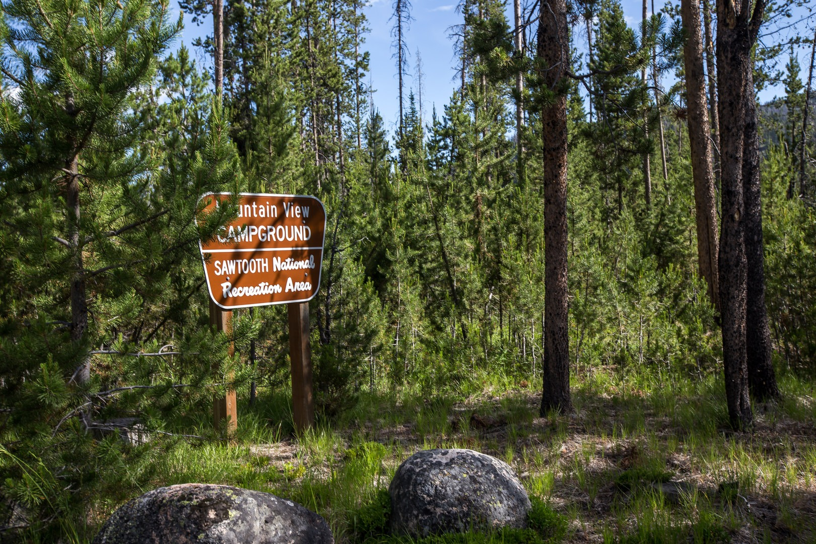 Mountain View Campground | Outdoor Project