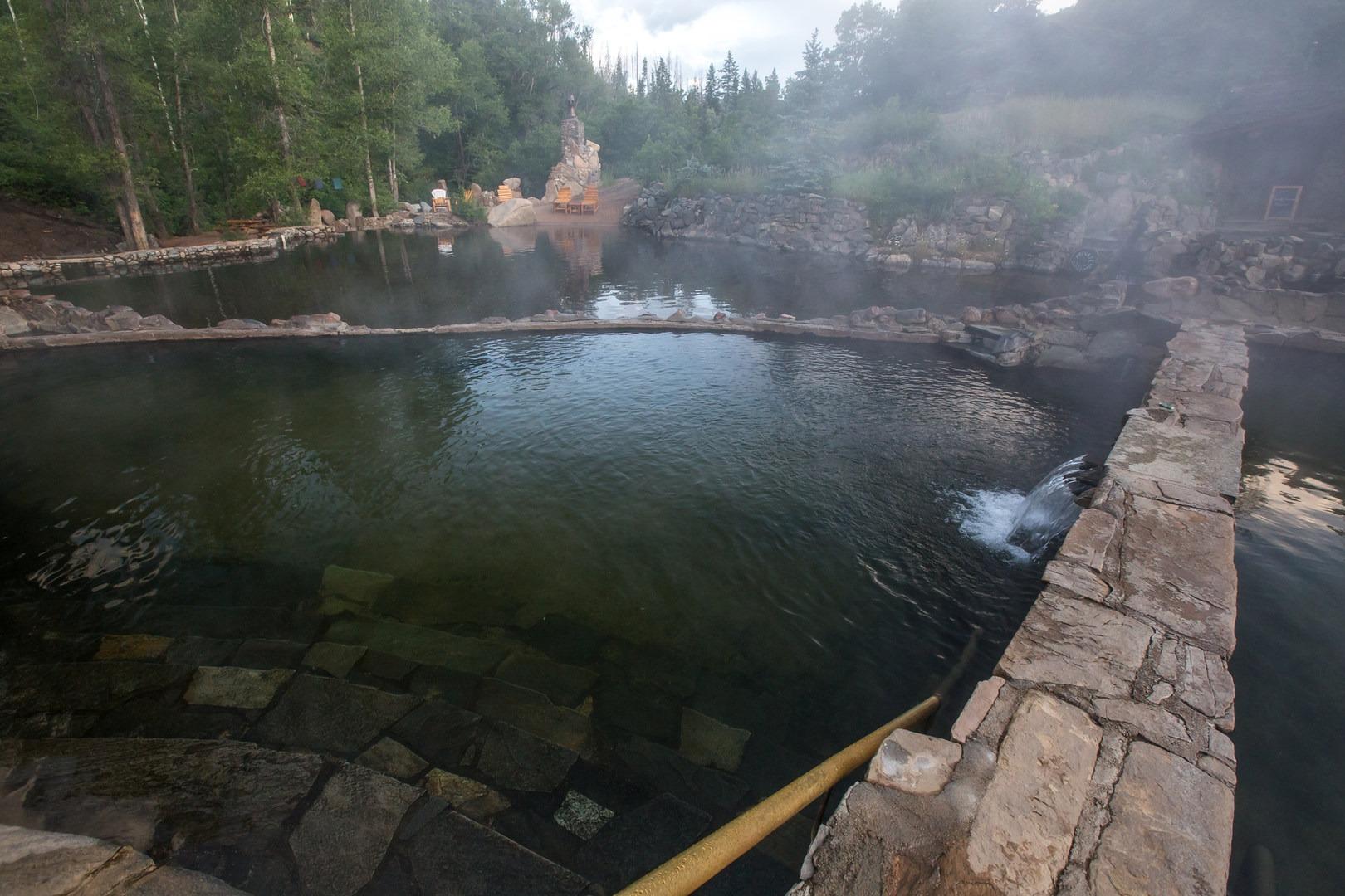 Strawberry hot springs outdoor project - Olive garden colorado springs co ...