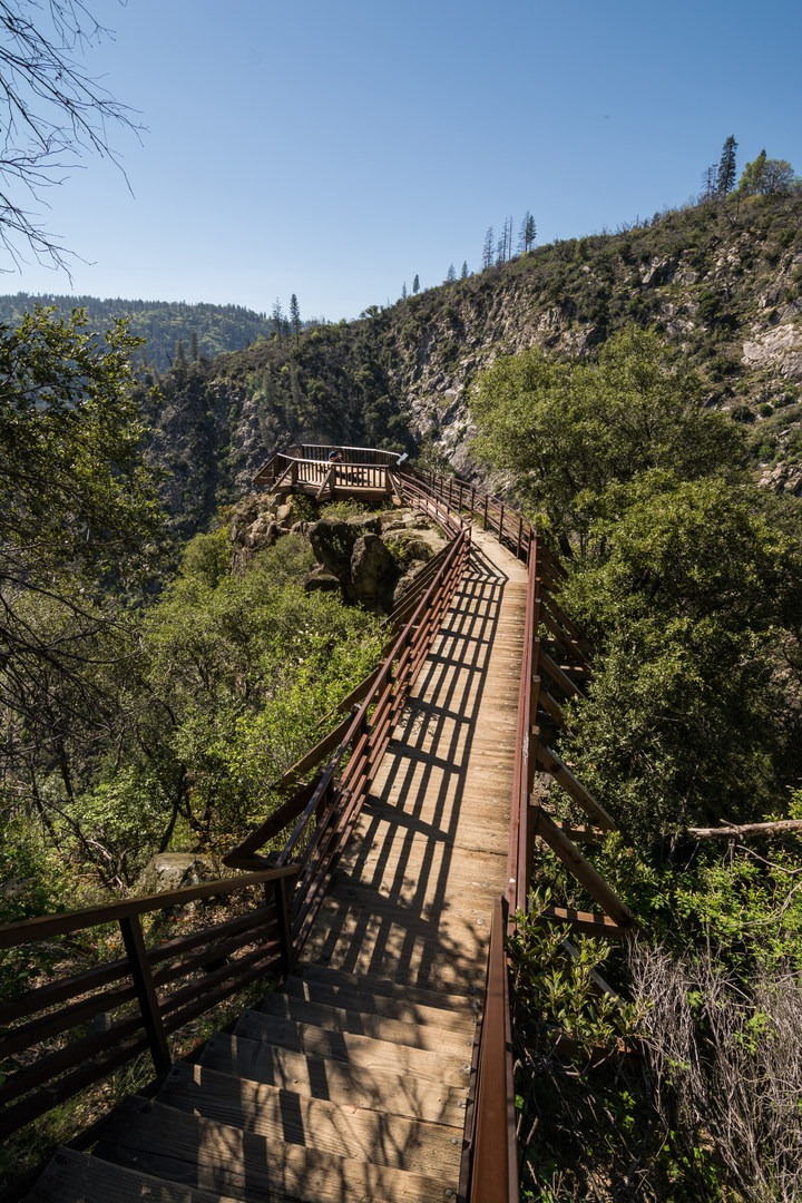 Feather Falls Frey Creek Falls Hiking In California