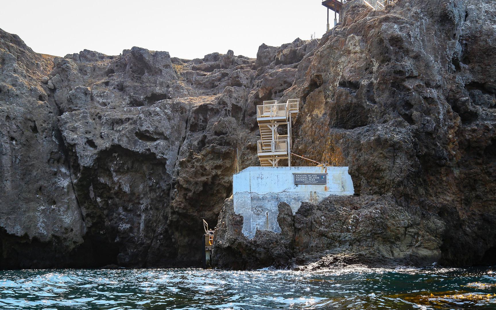 anacapa islands | outdoor project