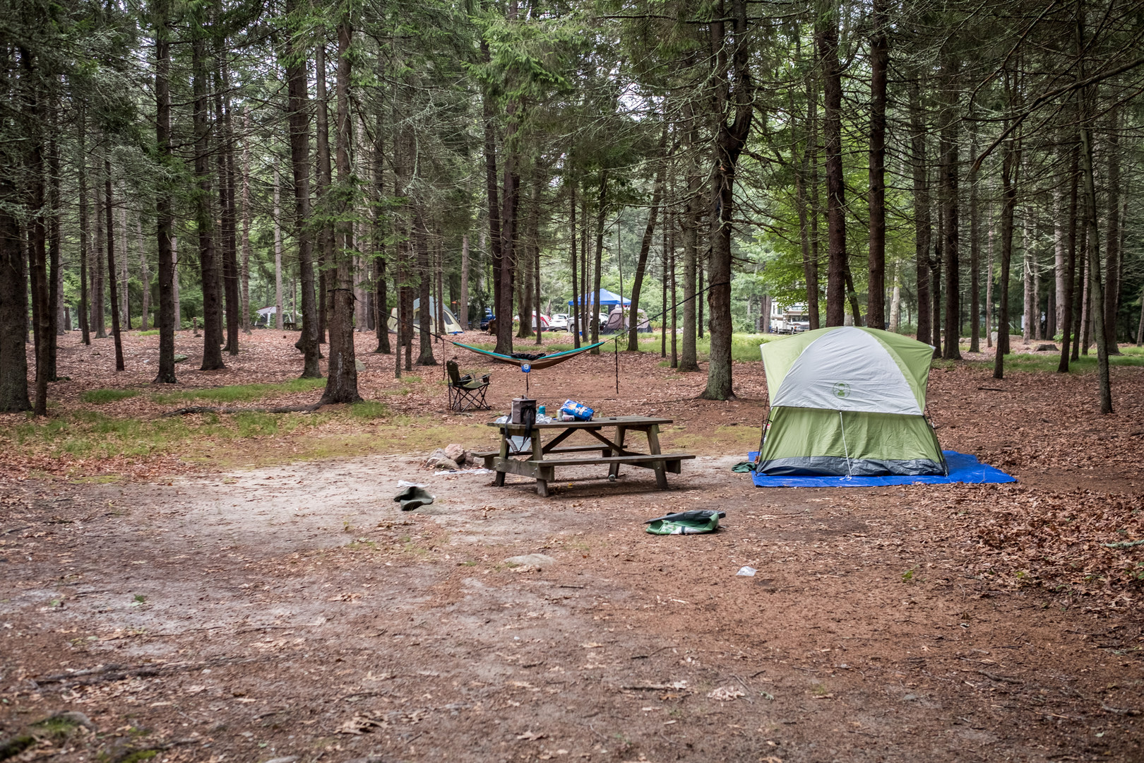 Burlingame State Park Campground   Outdoor Project