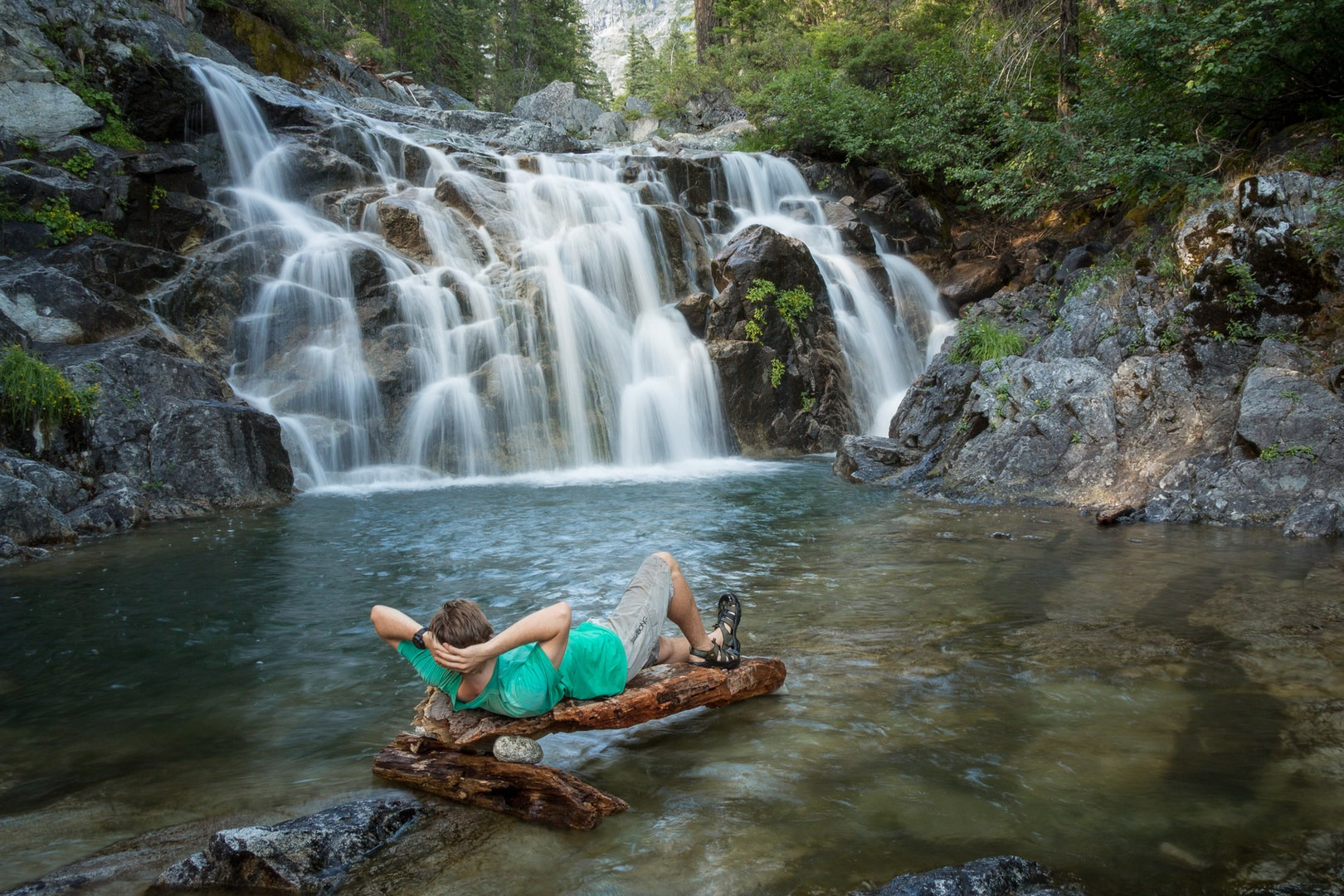 Marble Store Near Me >> Canyon Creek Falls | Outdoor Project