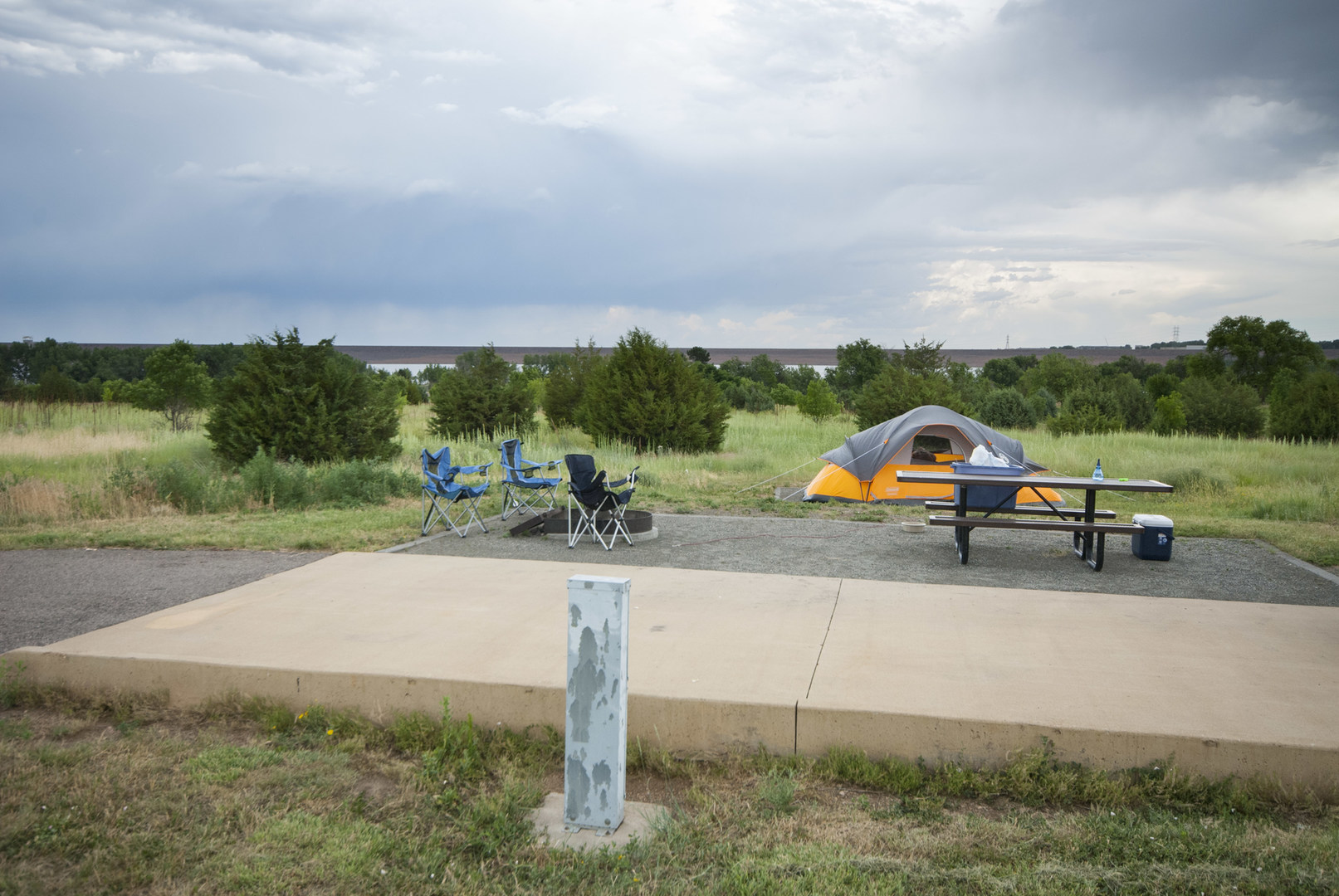 Chatfield State Park Campground Outdoor Project