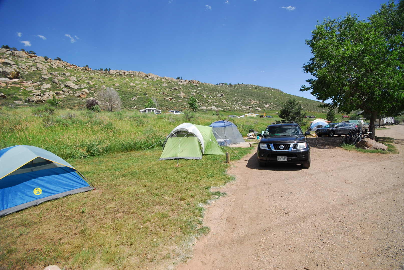 South Bay Campground Outdoor Project