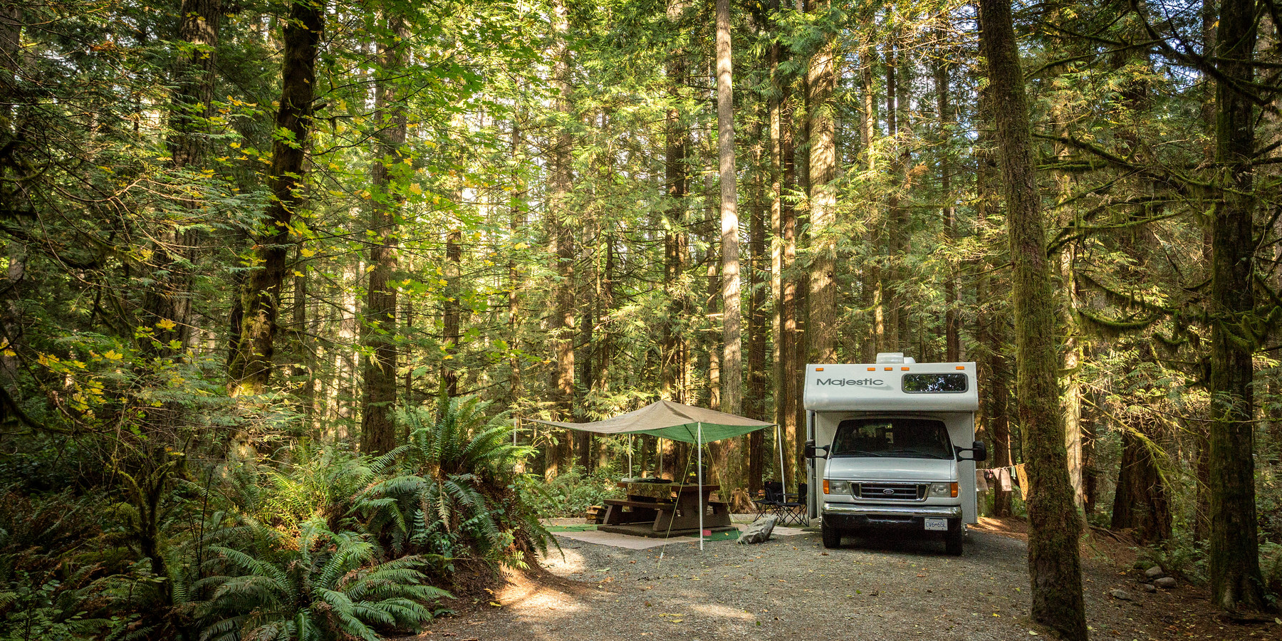 Goldstream Campground Outdoor Project