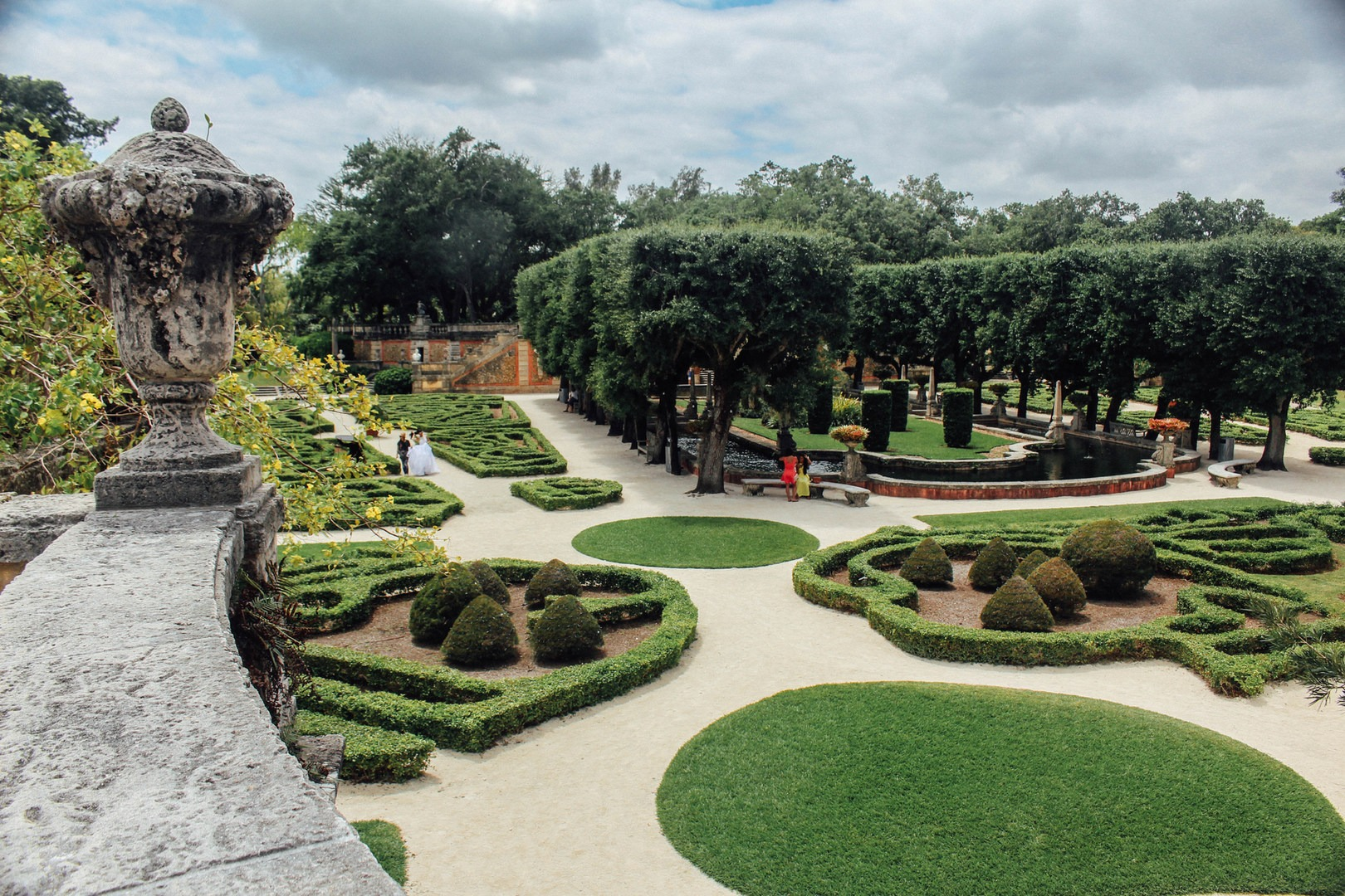 Vizcaya Museum Gardens Outdoor Project