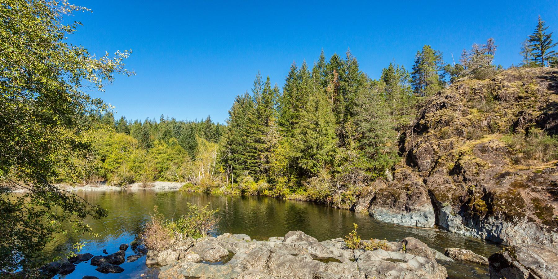 spring salmon place campground sooke potholes regional. Black Bedroom Furniture Sets. Home Design Ideas