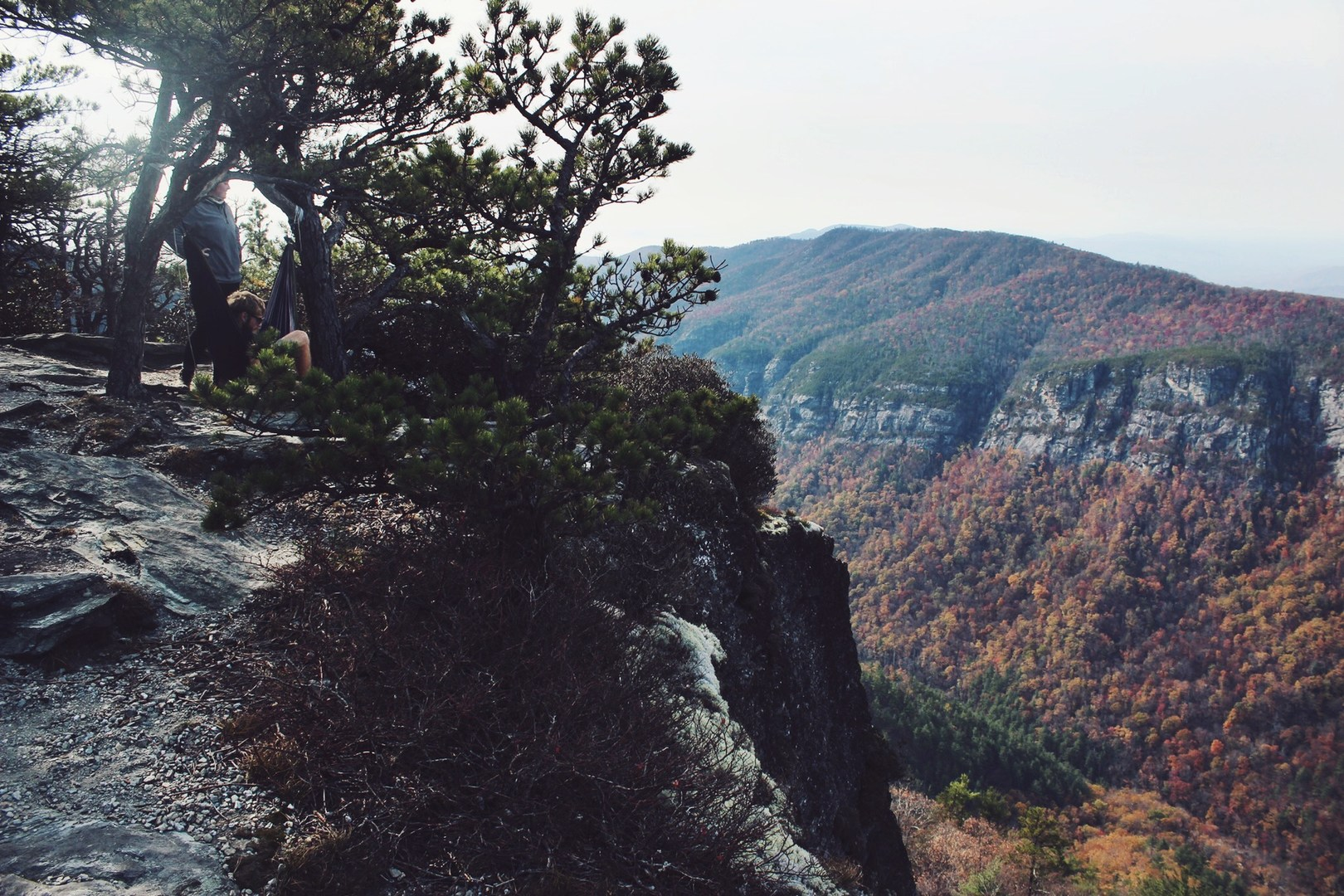 Table rock near the linville gorge wilderness outdoor for Table rock nc cabins