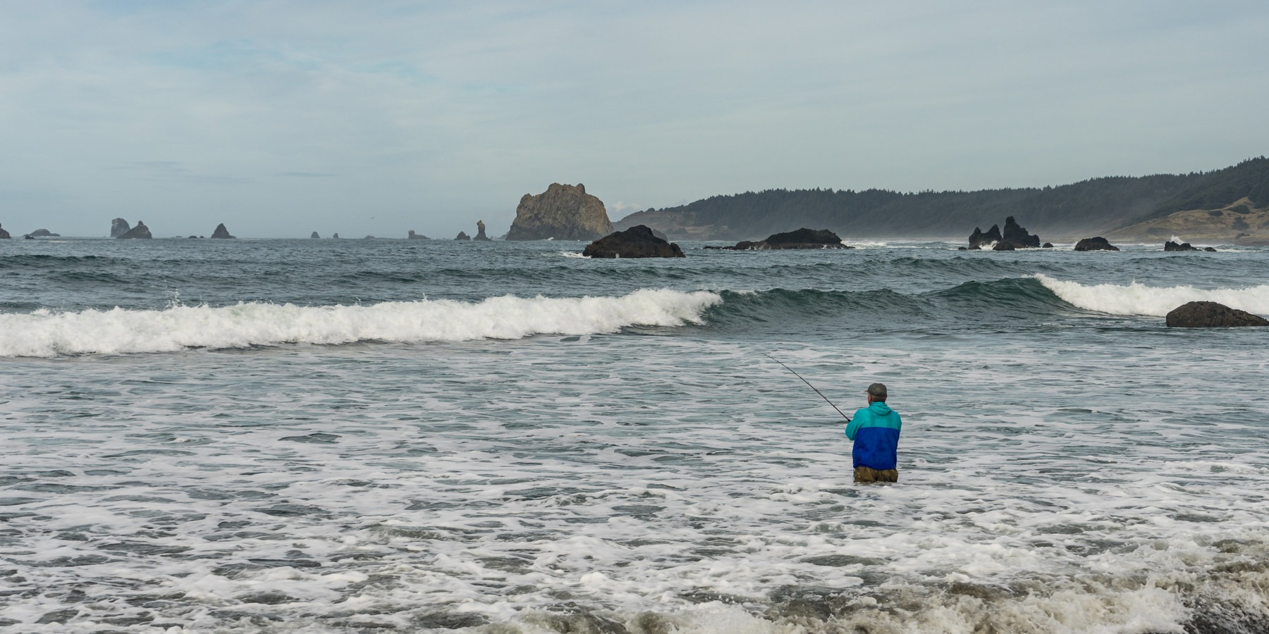 Cape blanco state park oregon for Blanco state park fishing