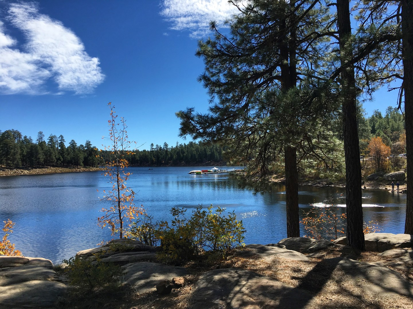 Rim Store Near Me >> Woods Canyon Lake | Outdoor Project