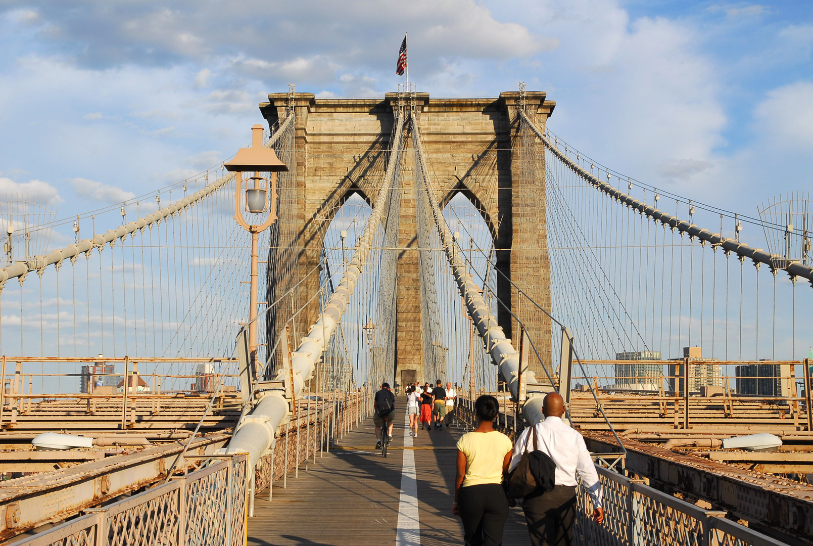 5 Reasons Why You Should Go To Brooklyn Bridge at Sunrise ...