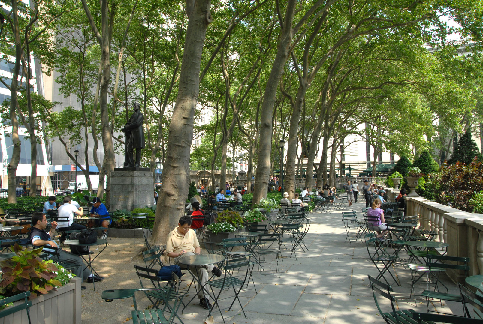 Bryant Park Outdoor Project