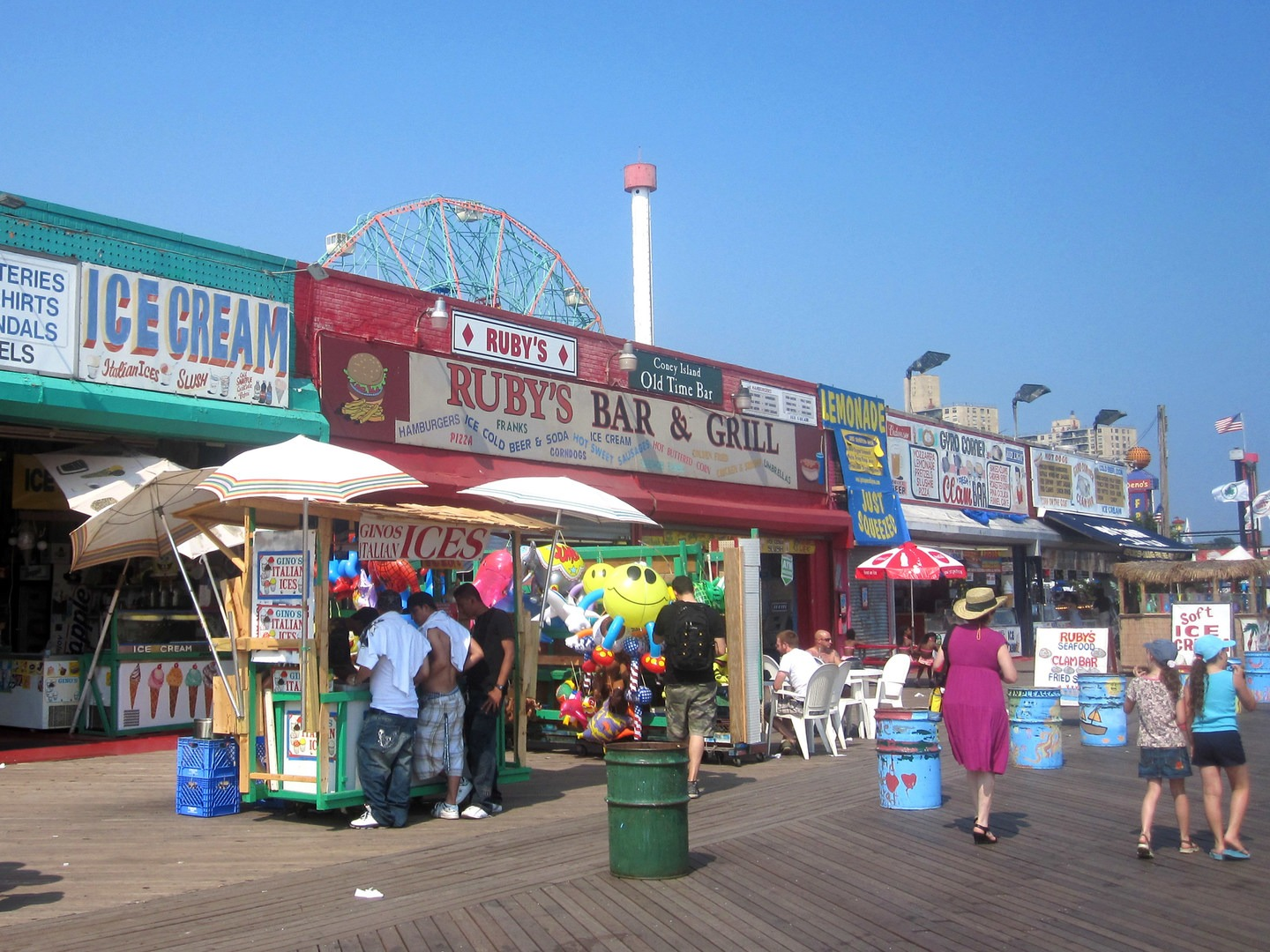 Coney Island Beach + Boardwalk