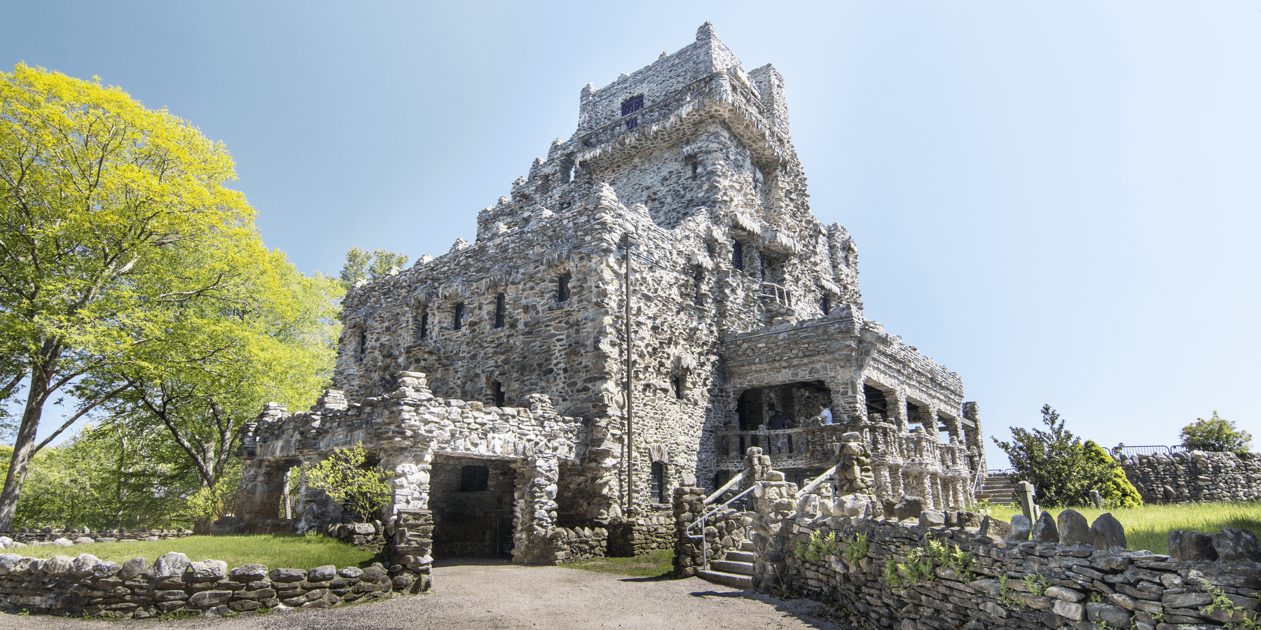 Gillette Castle State Park Outdoor Project
