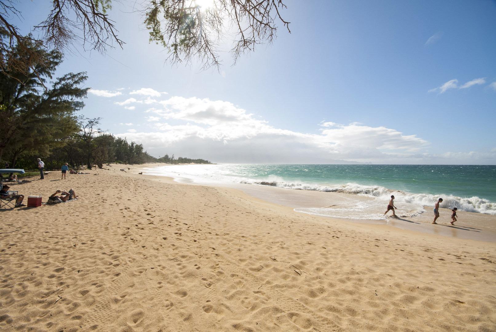 H A Baldwin Beach Park