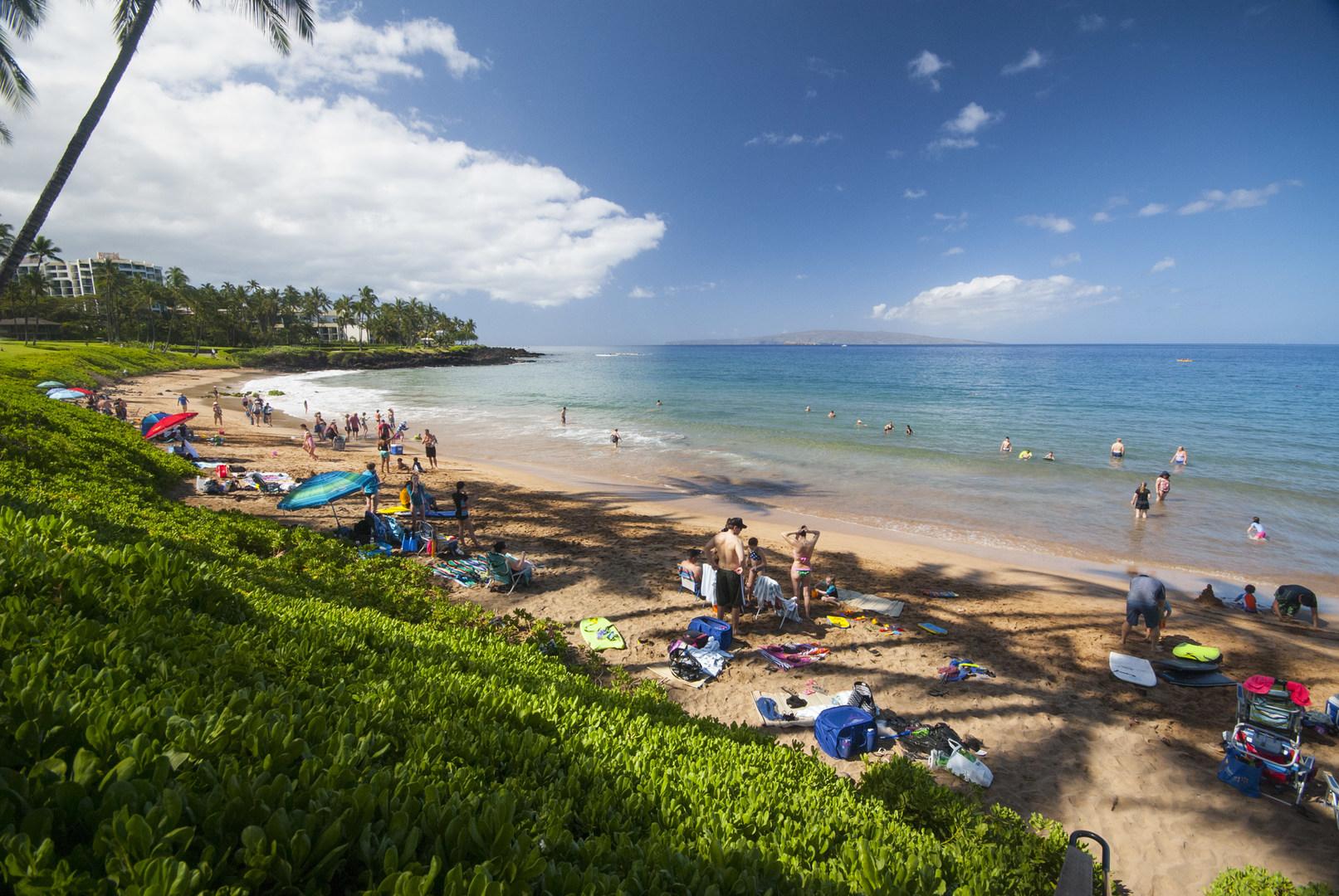 Ulua Beach Mokapu Park