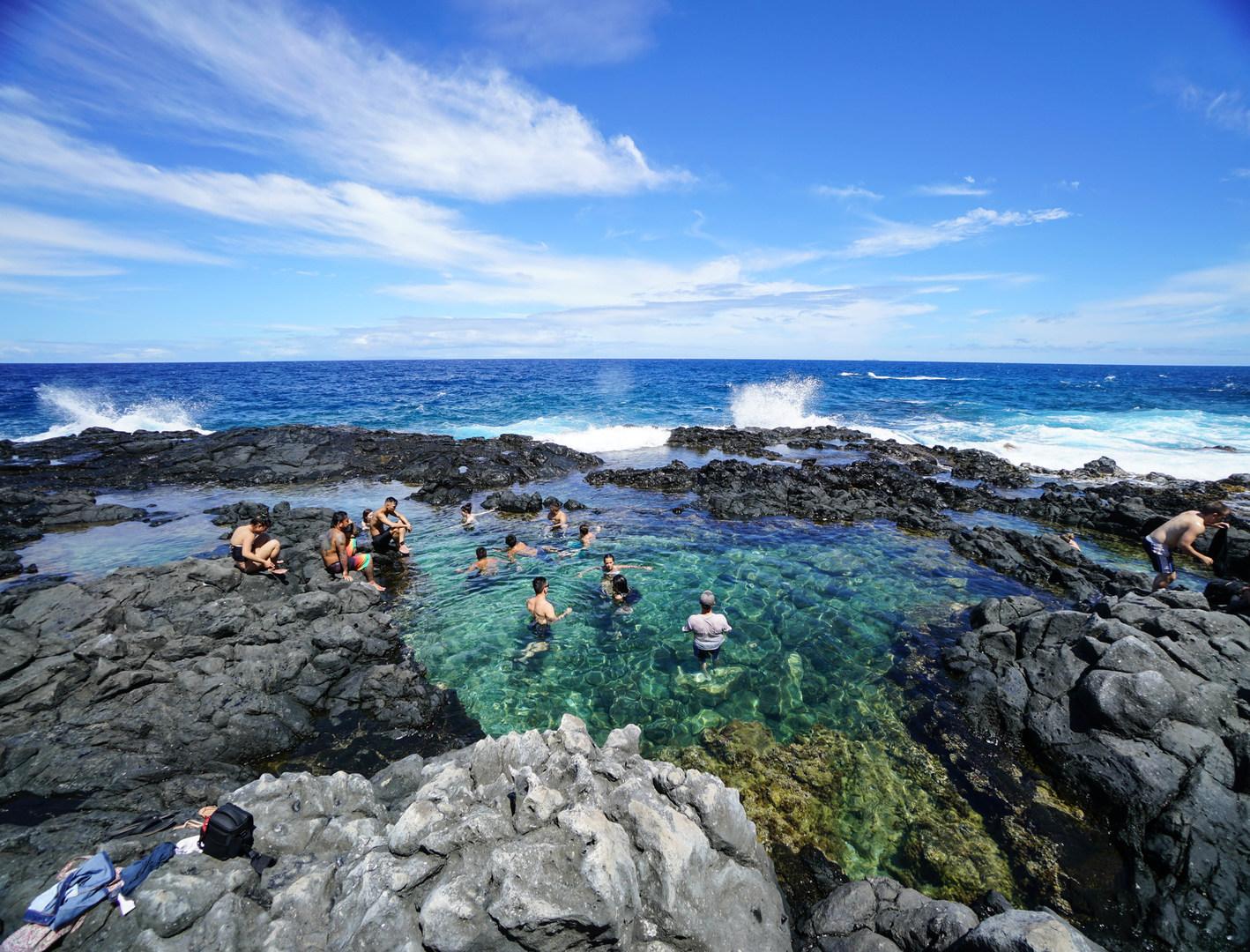 Makapu U Tide Pools Outdoor Project