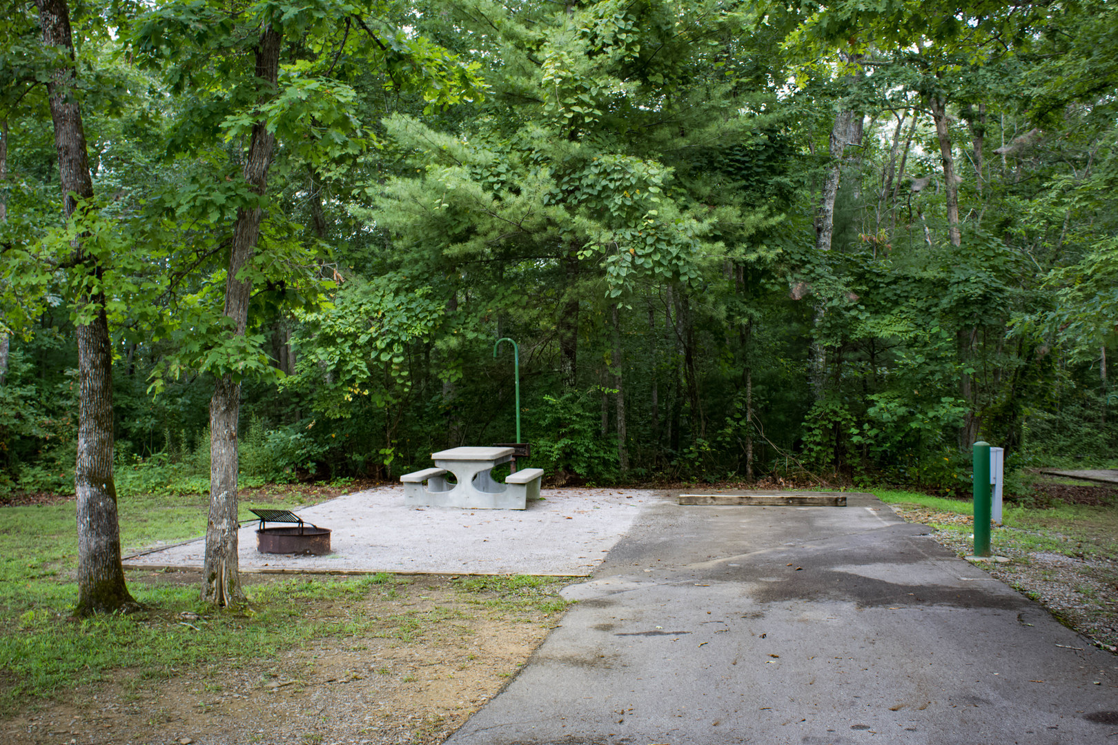 Cumberland Mountain State Park Campground | Outdoor Project