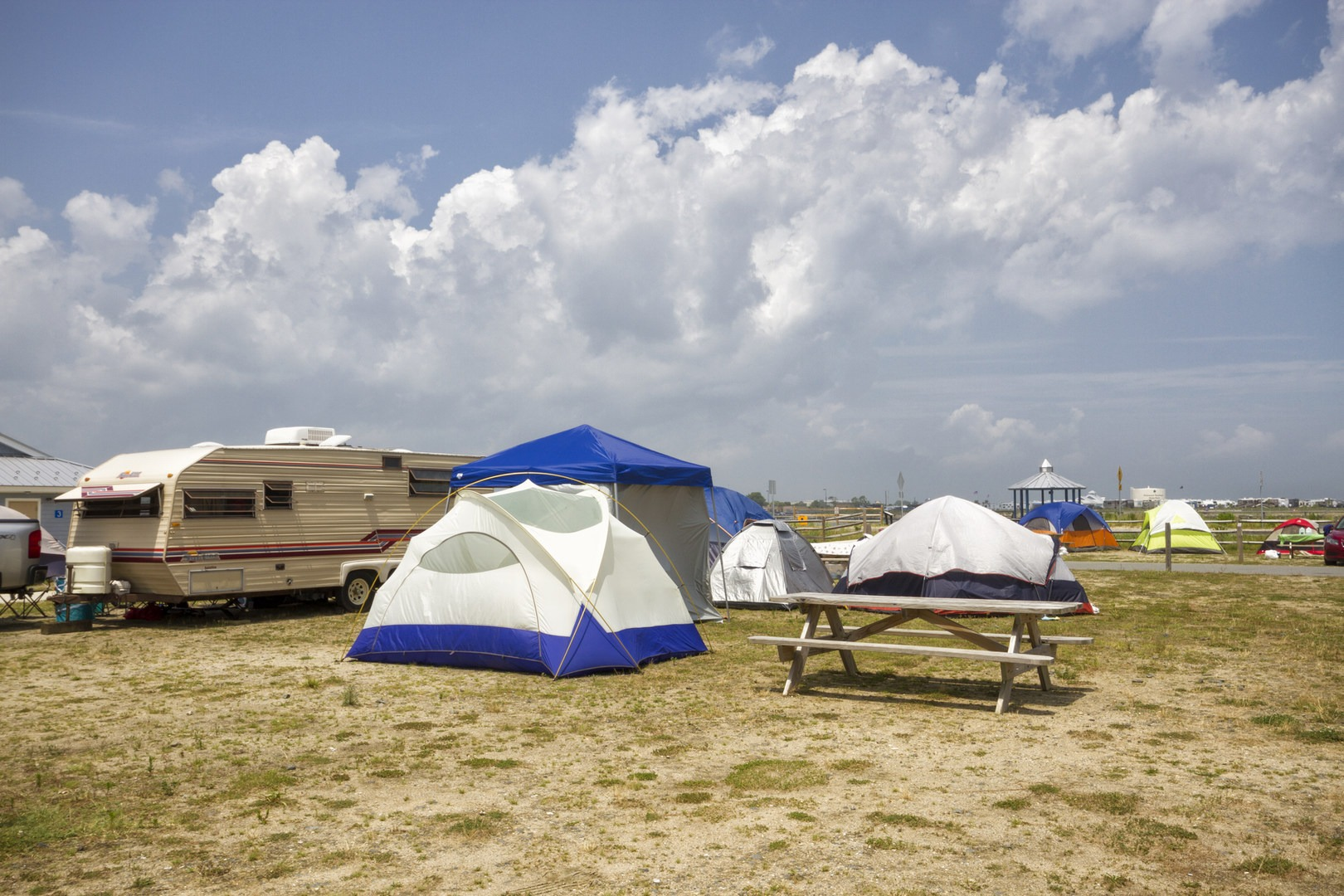 Delaware Seas State Park Campground
