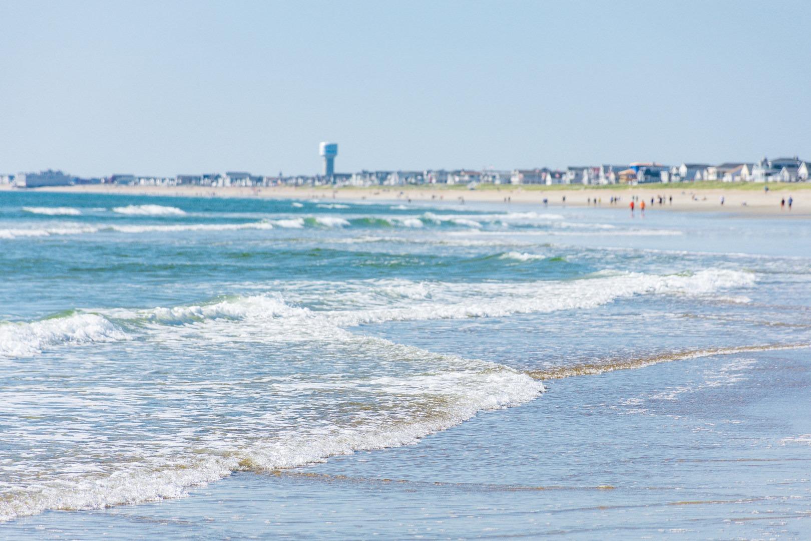 Seabrook Dunes Beach