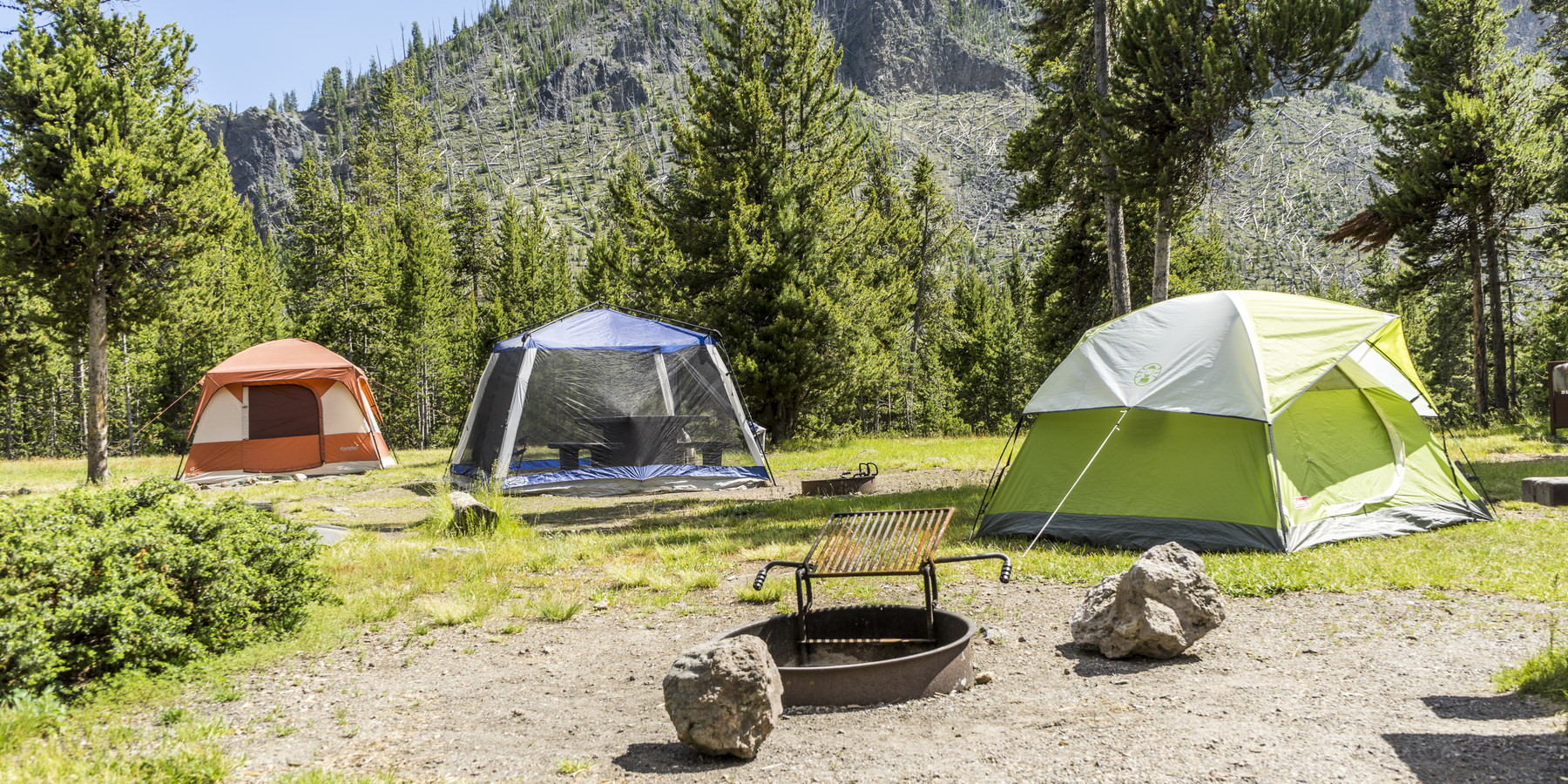 madison campground | outdoor project