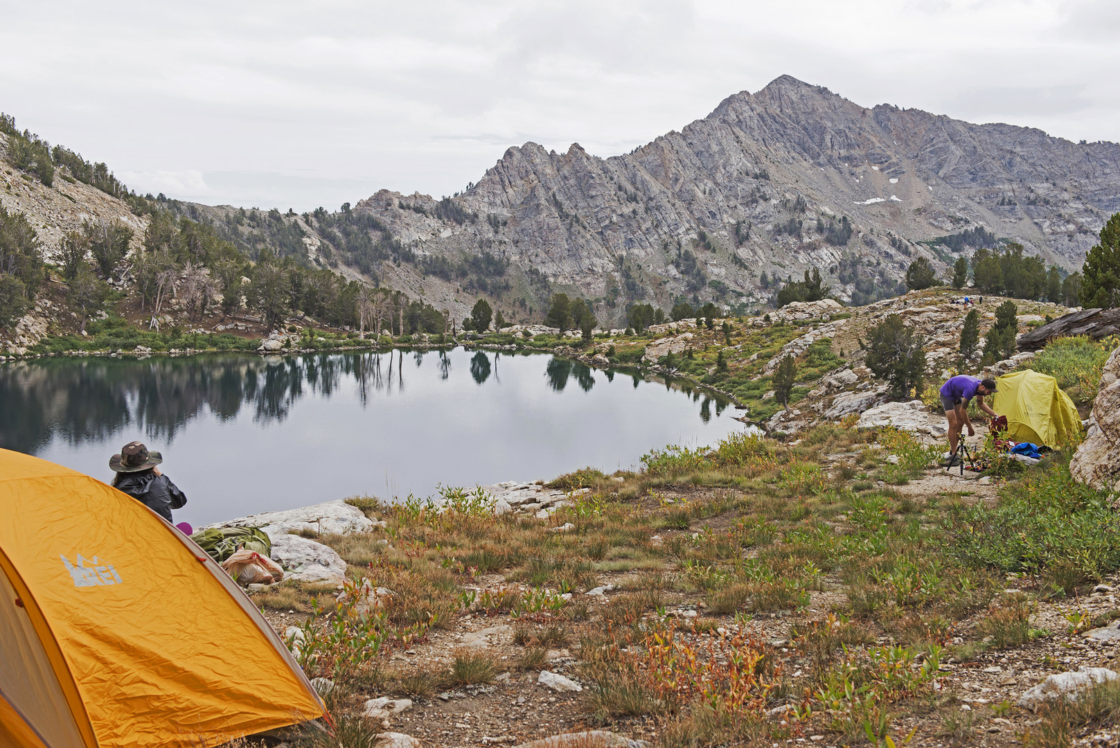 Liberty Lake Backng | Outdoor Project on map of jarbidge wilderness nevada, map of elko county nevada, map of ruby mountains nevada, map of spring creek nevada,