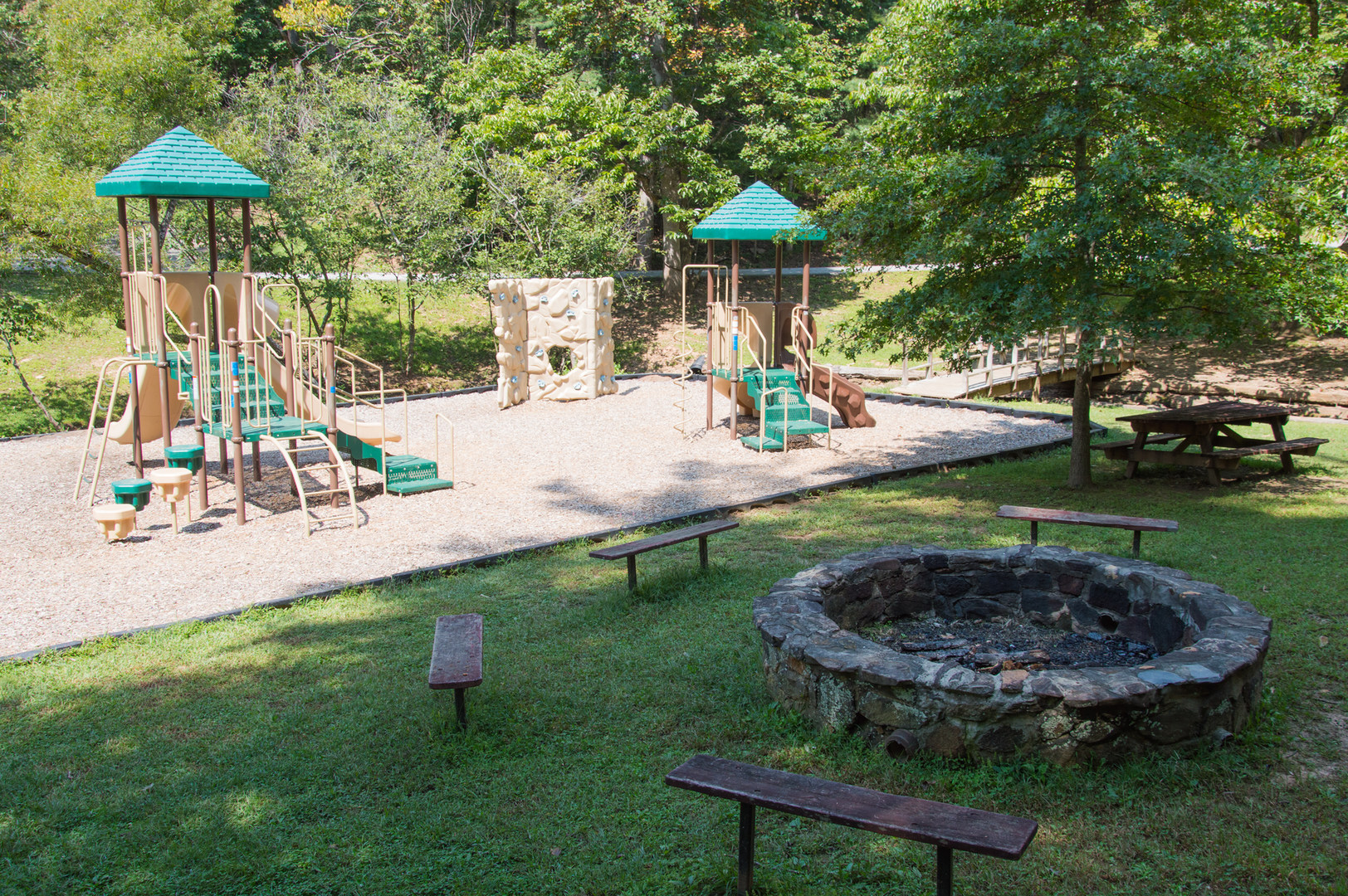 Unicoi State Park Campground Outdoor Project