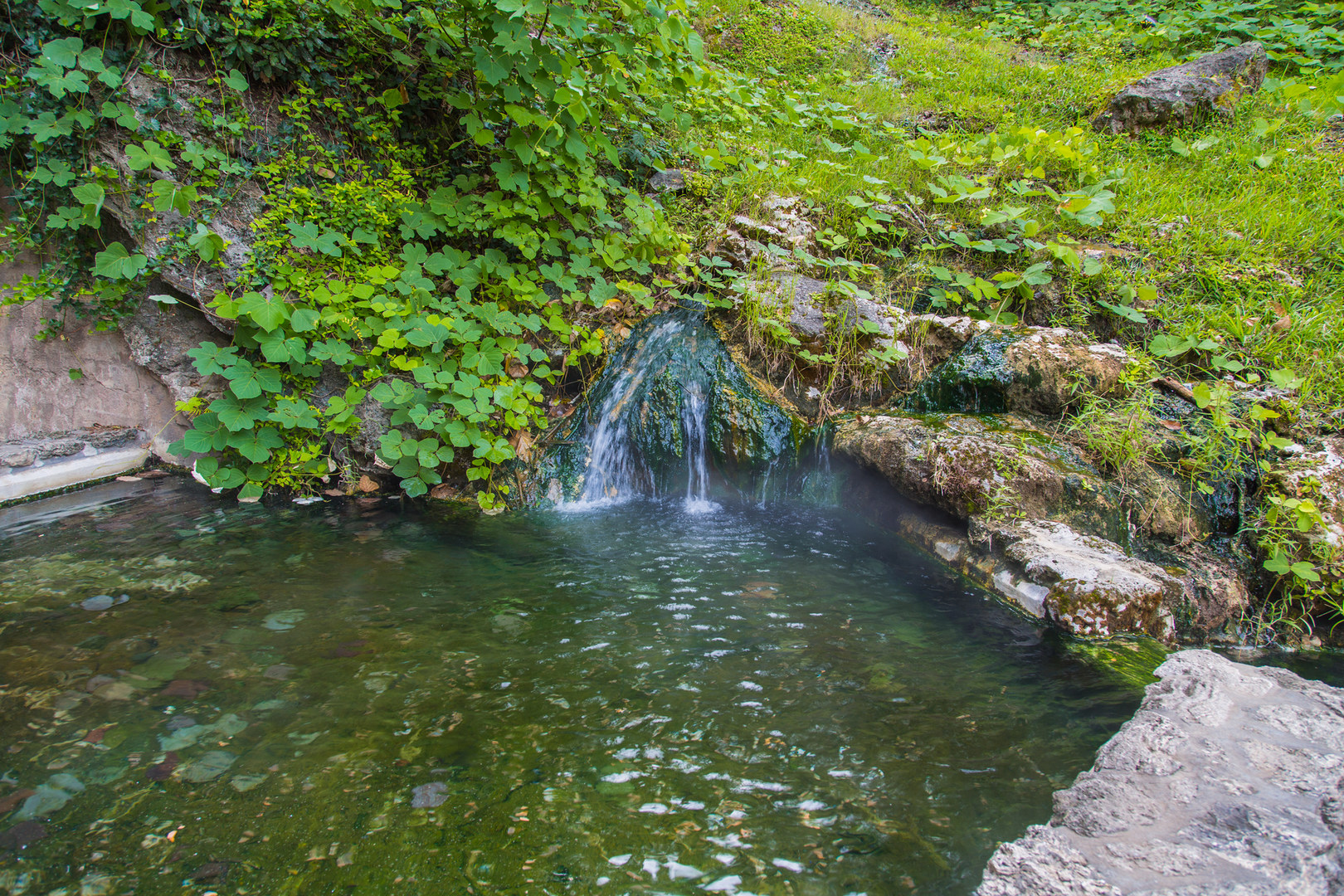 Hot Springs National Park Outdoor Project