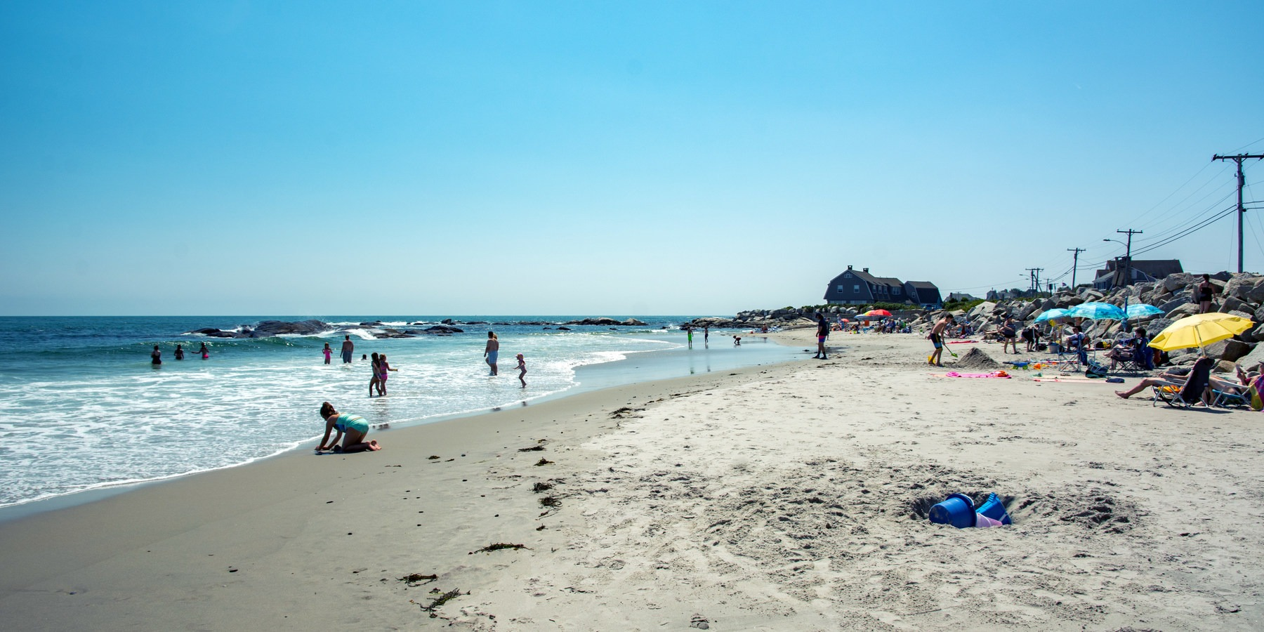 Fortune Rocks Beach