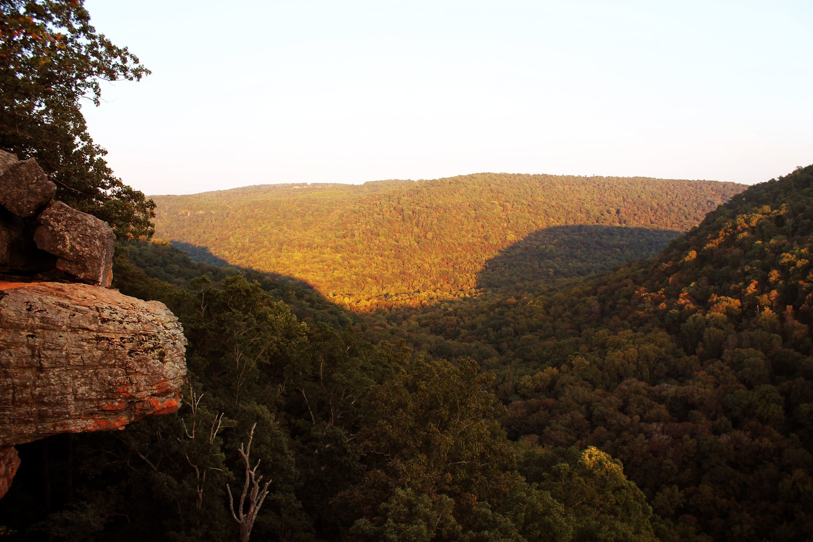 Whitaker Point Trail Hawksbill Crag Outdoor Project